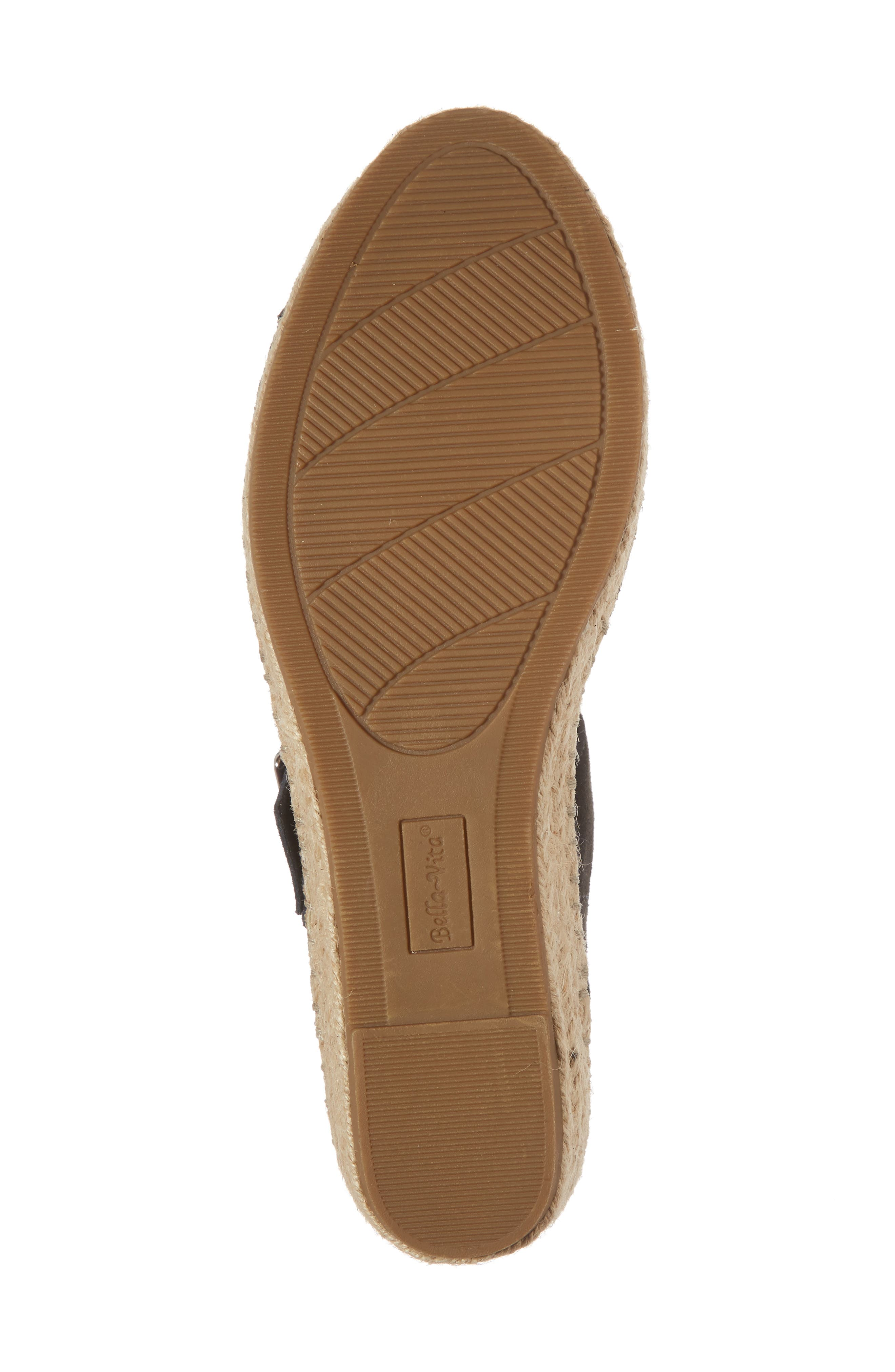 BELLA VITA,                             Caralynn Espadrille Sandal,                             Alternate thumbnail 6, color,                             018