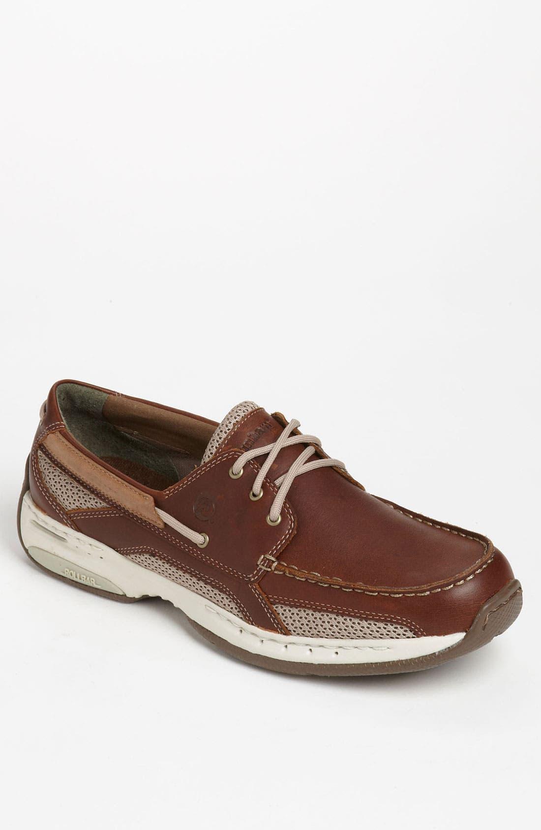 'Captain' Boat Shoe,                             Main thumbnail 1, color,                             225