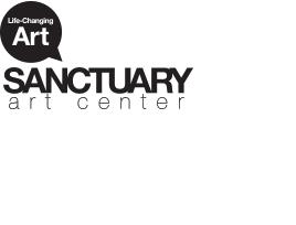 Sanctuary Art Center logo.