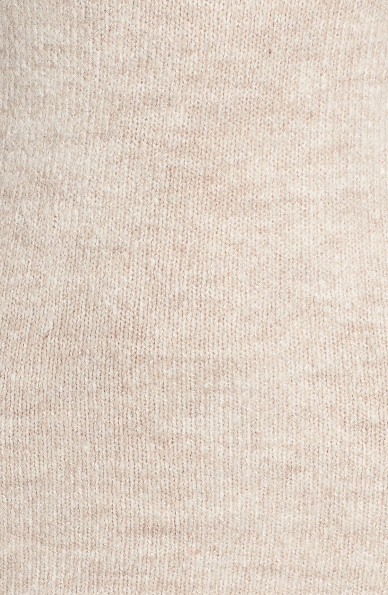Bell Sleeve Knit Dress,                             Alternate thumbnail 10, color,