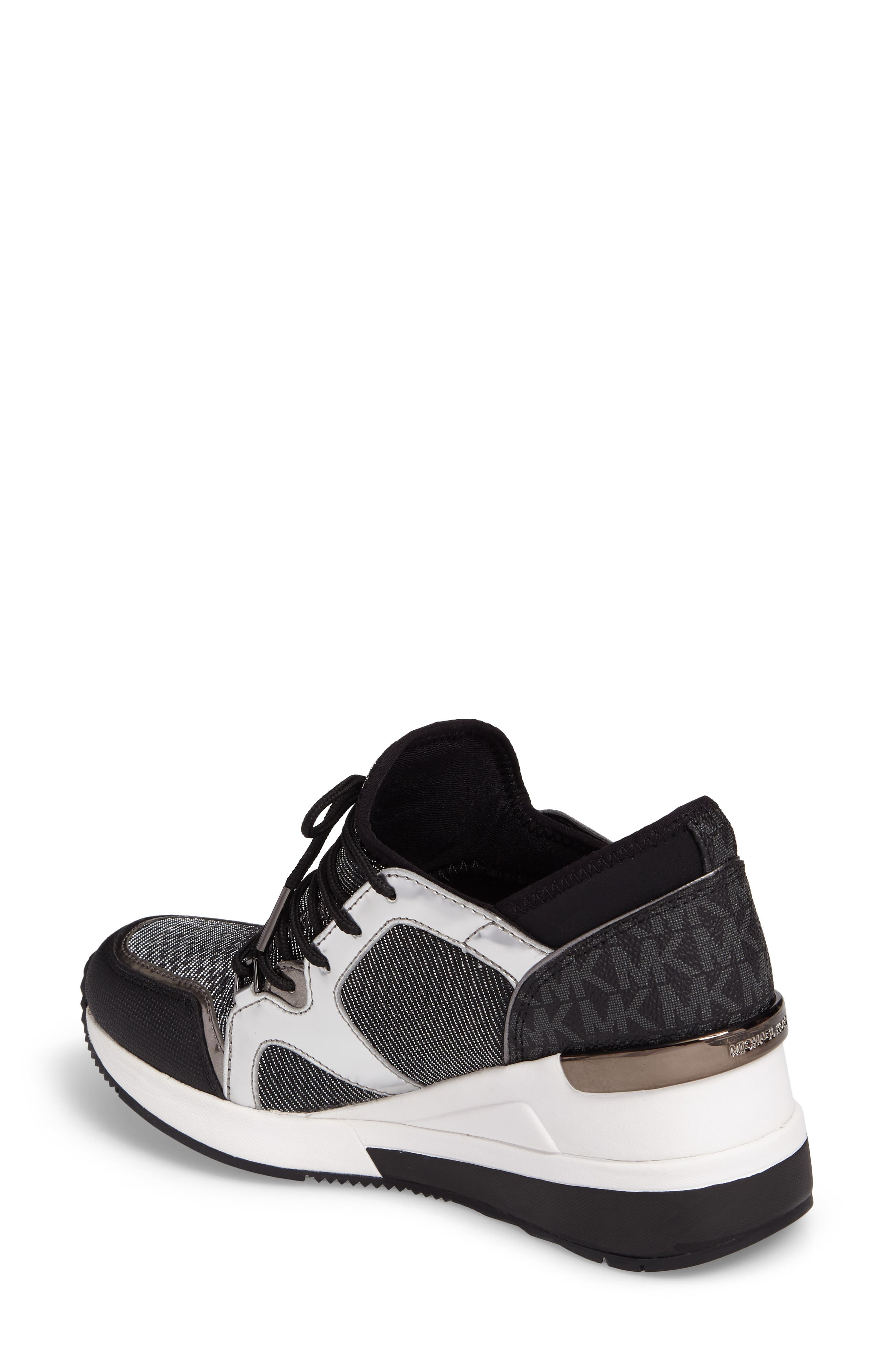 Scout Wedge Sneaker,                             Alternate thumbnail 2, color,                             041
