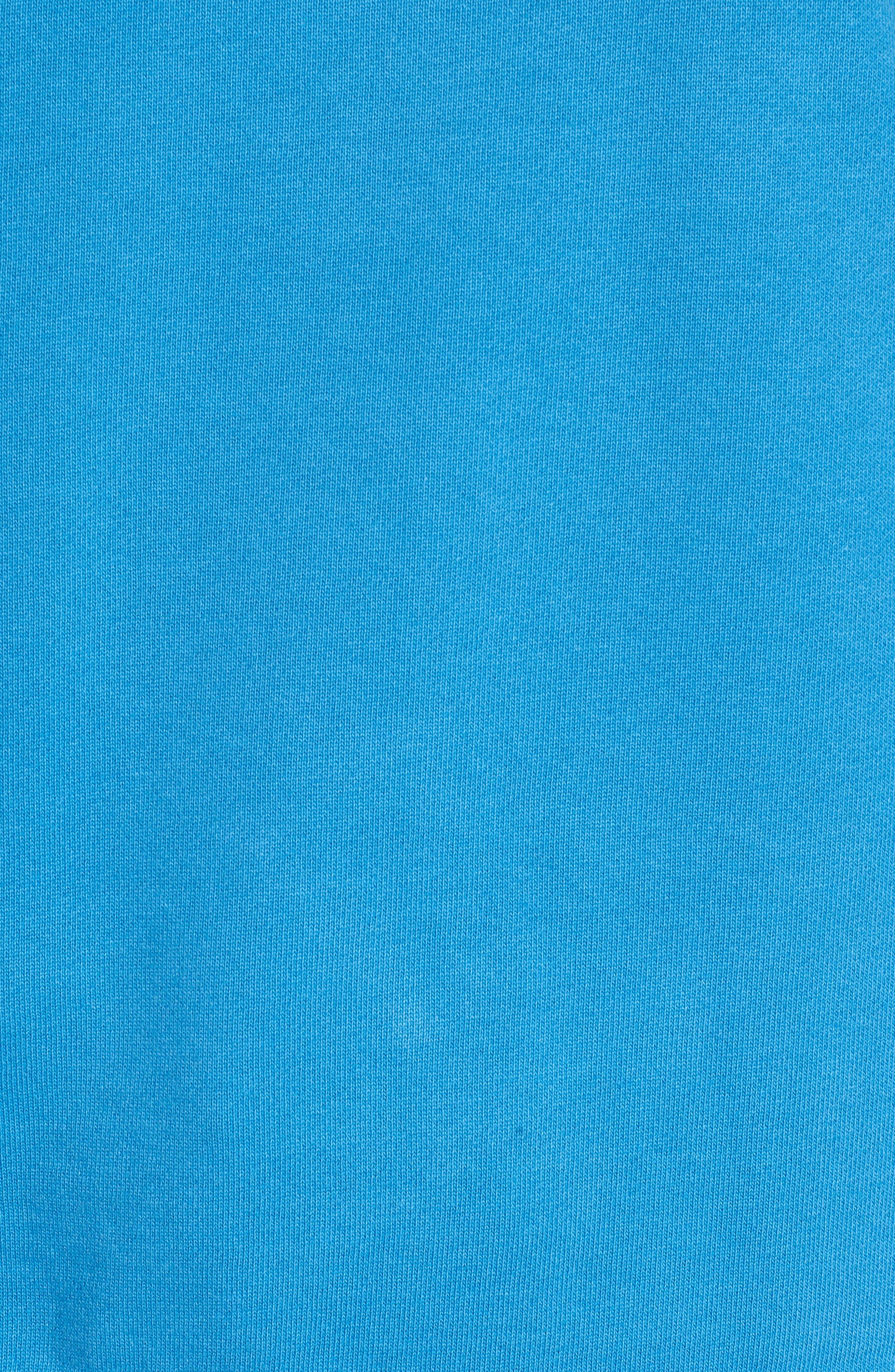 Kabel Graphic Sweatshirt,                             Alternate thumbnail 5, color,                             DEEP WATER