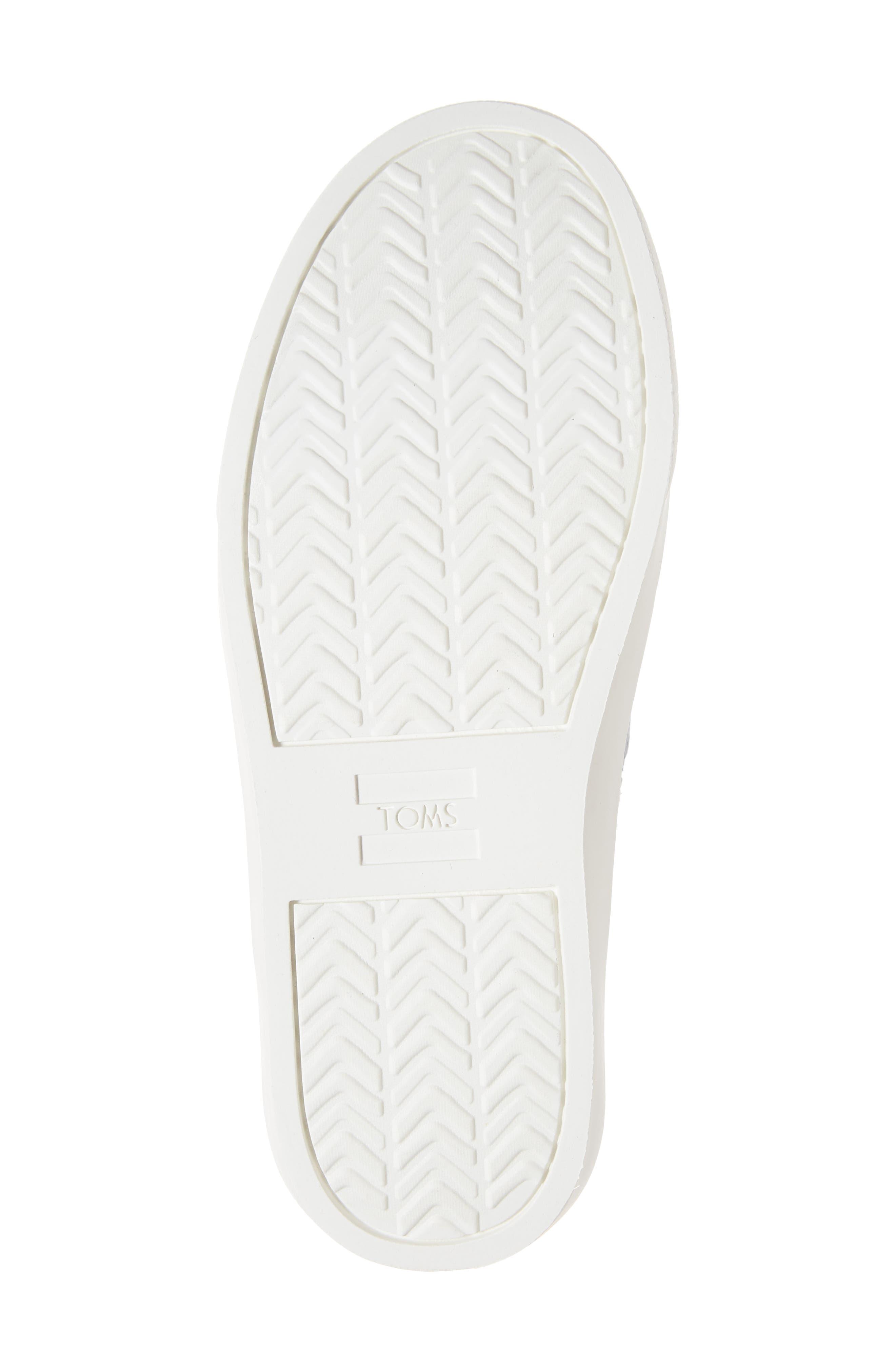 Luca Slip-On Sneaker,                             Alternate thumbnail 6, color,                             NEUTRAL GRAY CHEETAH/ TWILL