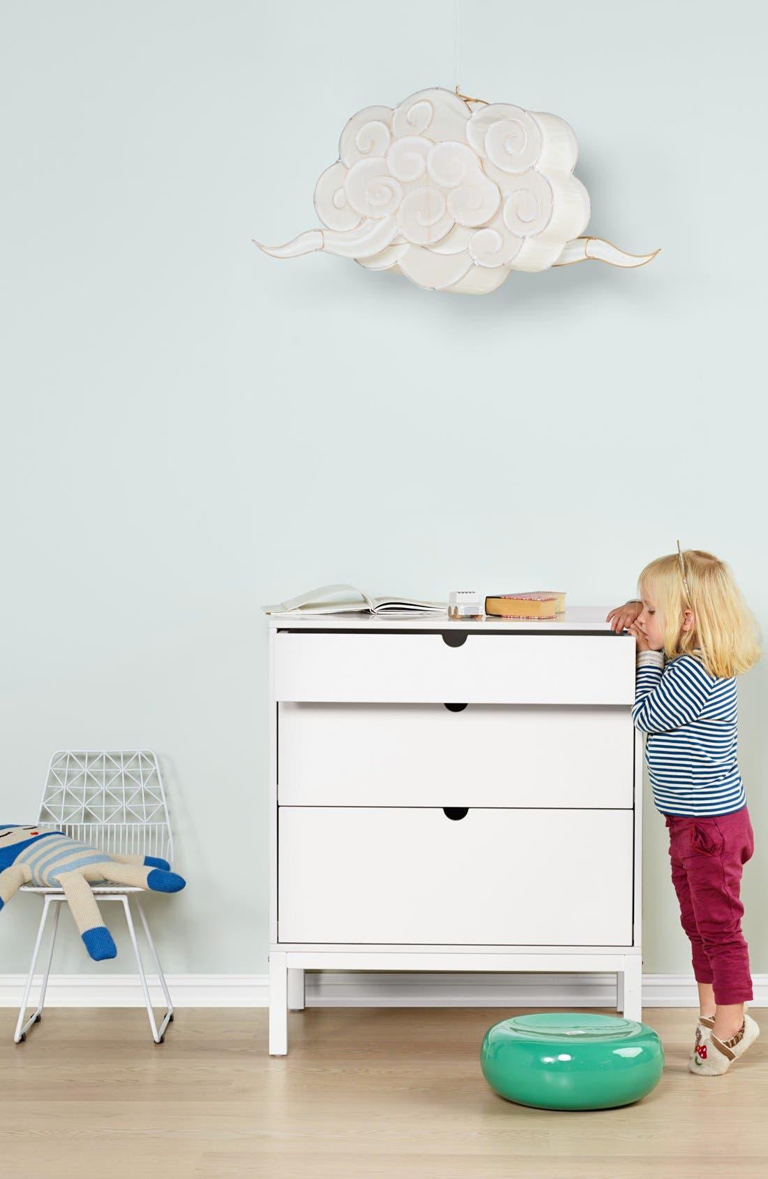 'Home<sup>™</sup>' Dresser,                             Alternate thumbnail 2, color,                             WHITE