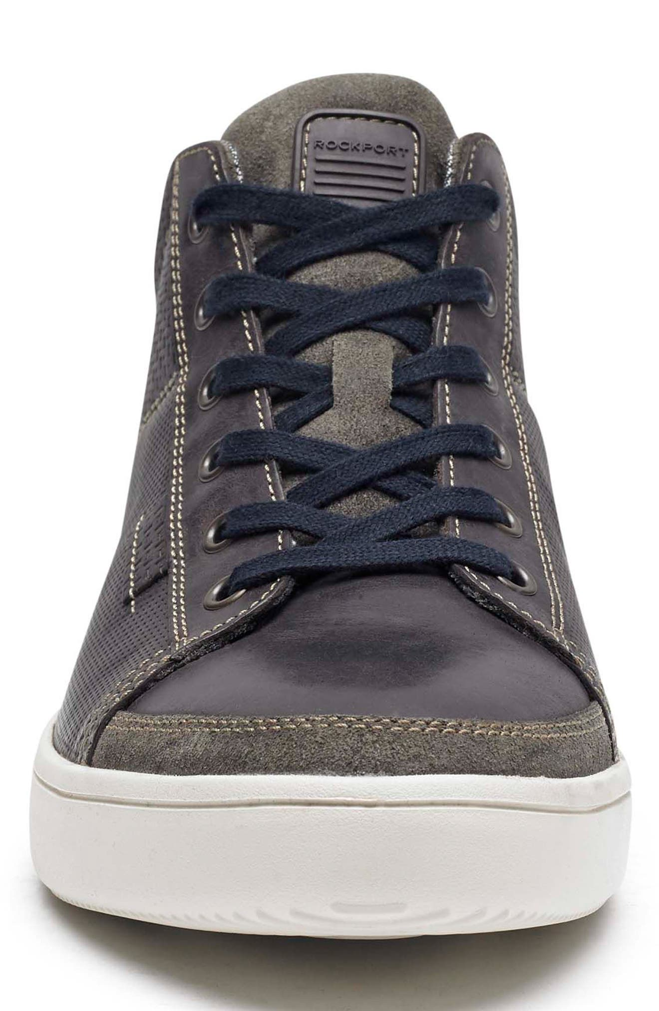 Colle Sneaker,                             Alternate thumbnail 4, color,                             COFFEE LEATHER
