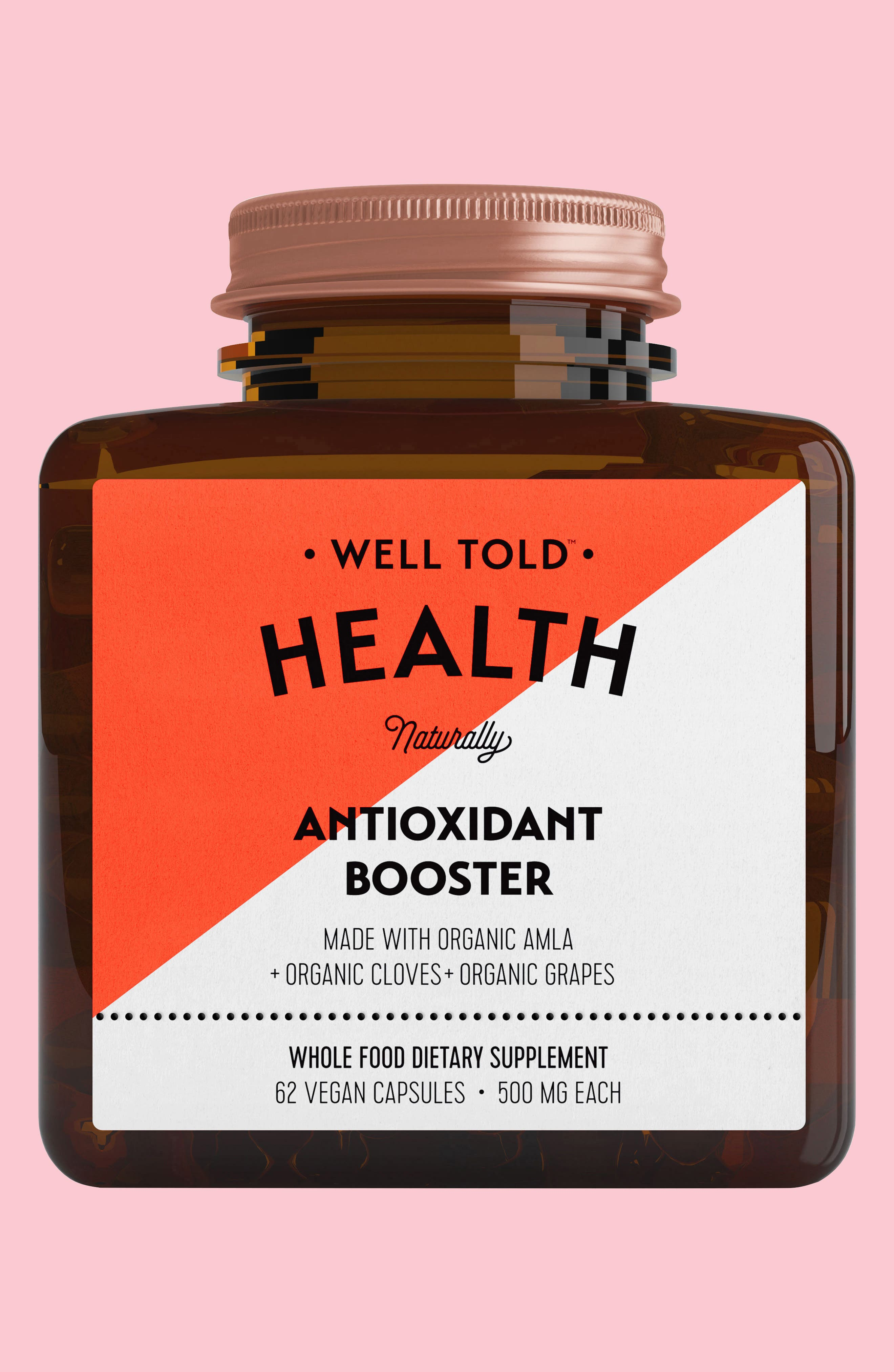 Antioxidant Booster Dietary Supplement,                             Main thumbnail 1, color,                             800