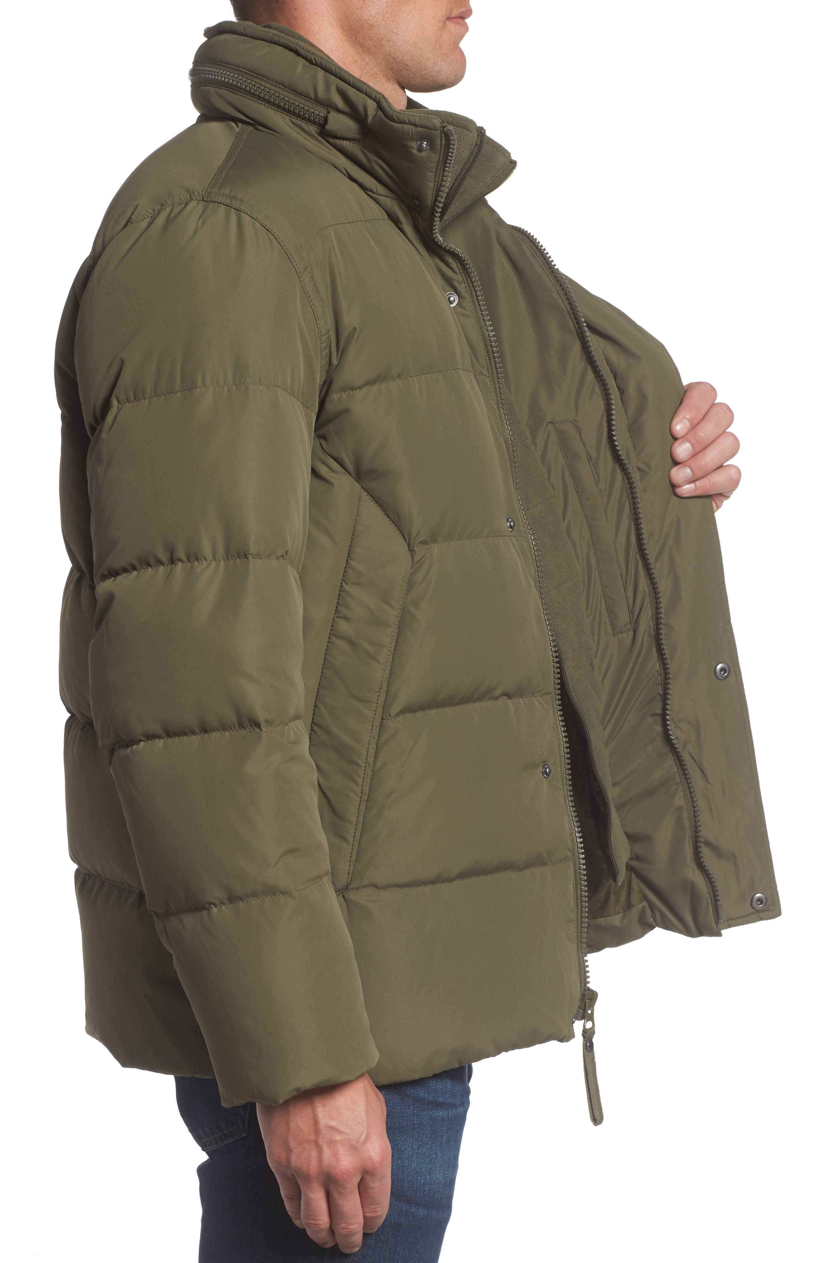Andrew Marc Carlton Quilted Parka,                             Alternate thumbnail 11, color,