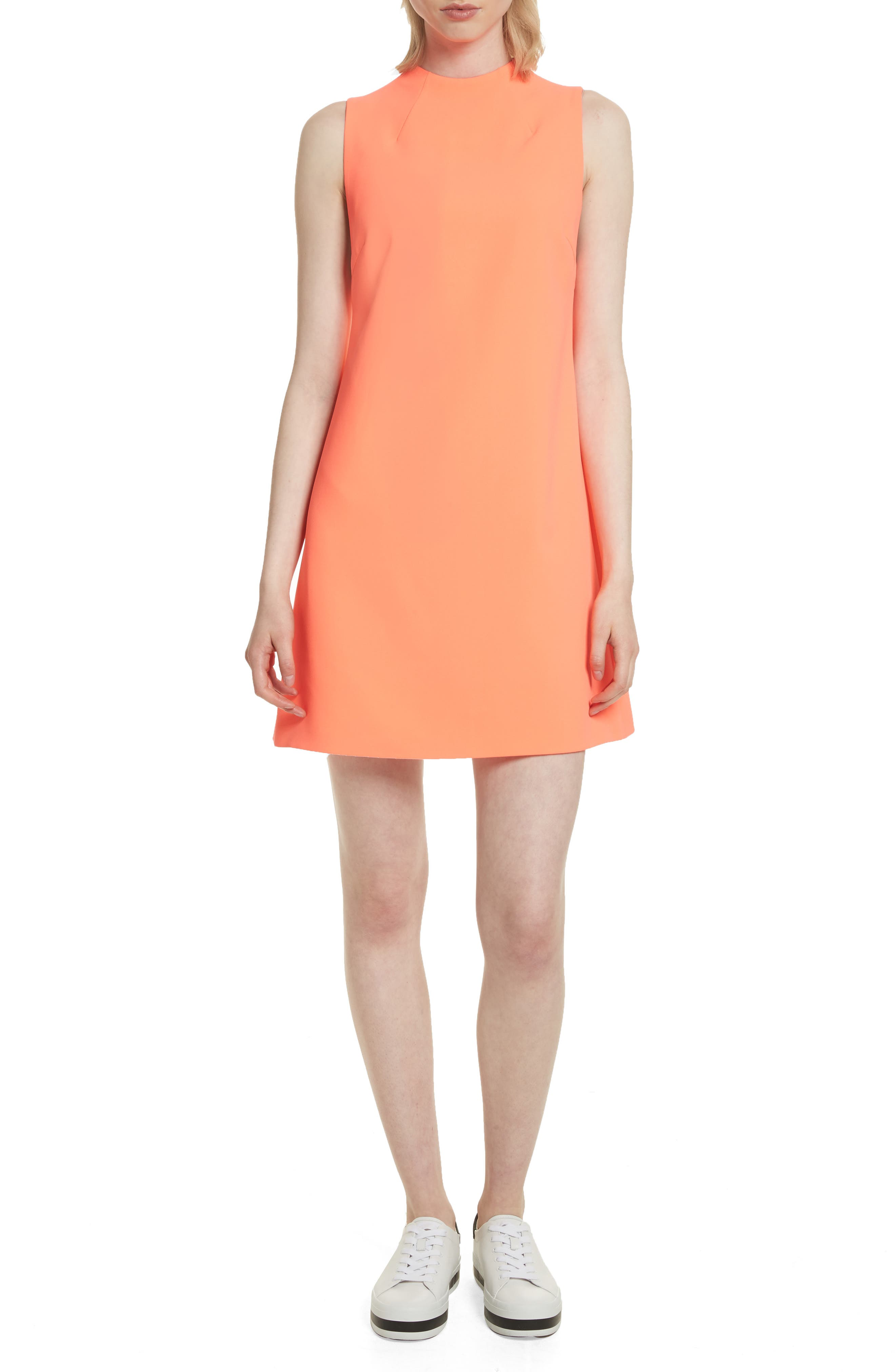 Coley A-Line Shift Dress,                             Alternate thumbnail 5, color,                             800