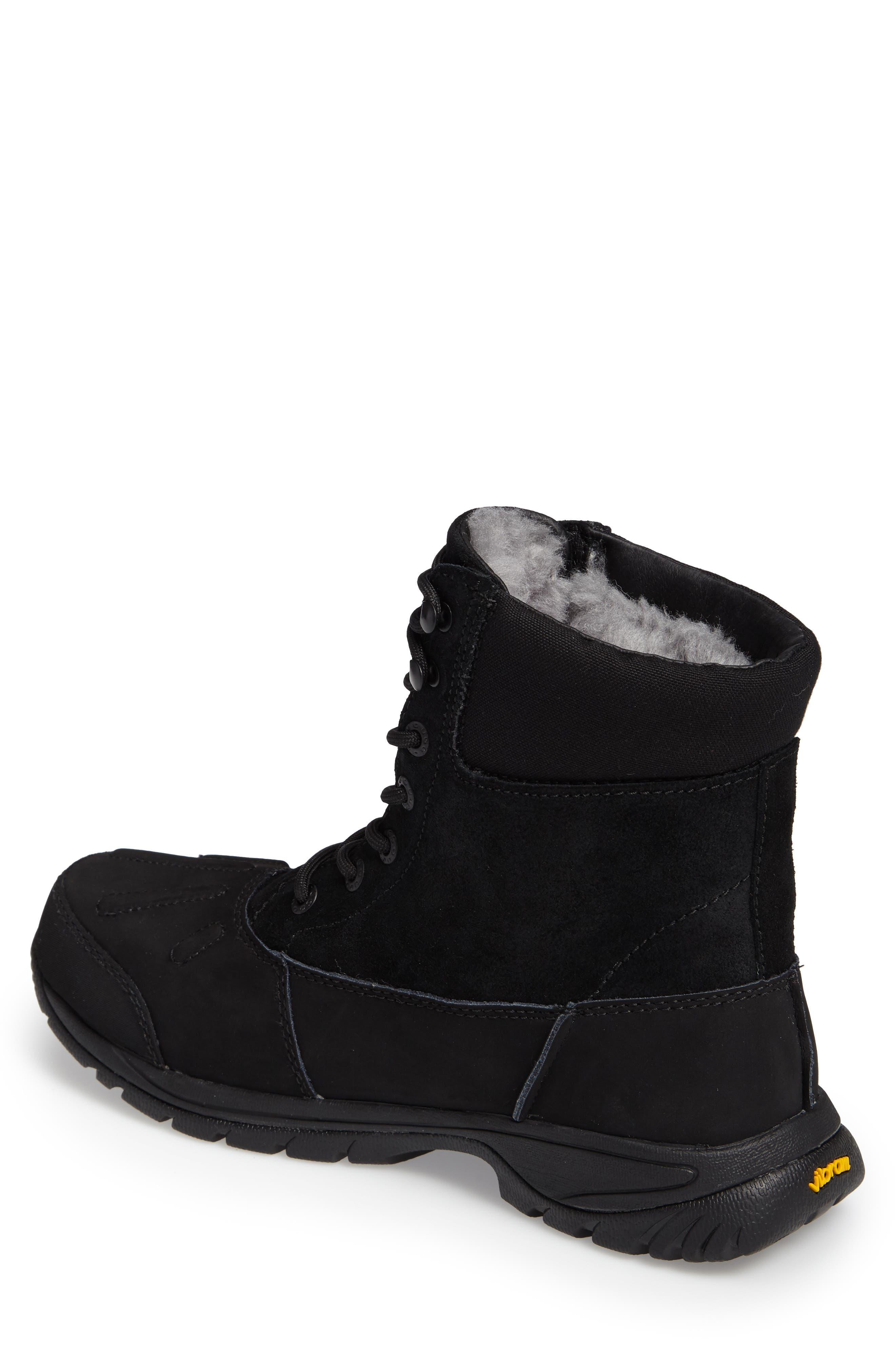 'Metcalf' Snow Boot,                             Alternate thumbnail 2, color,                             001