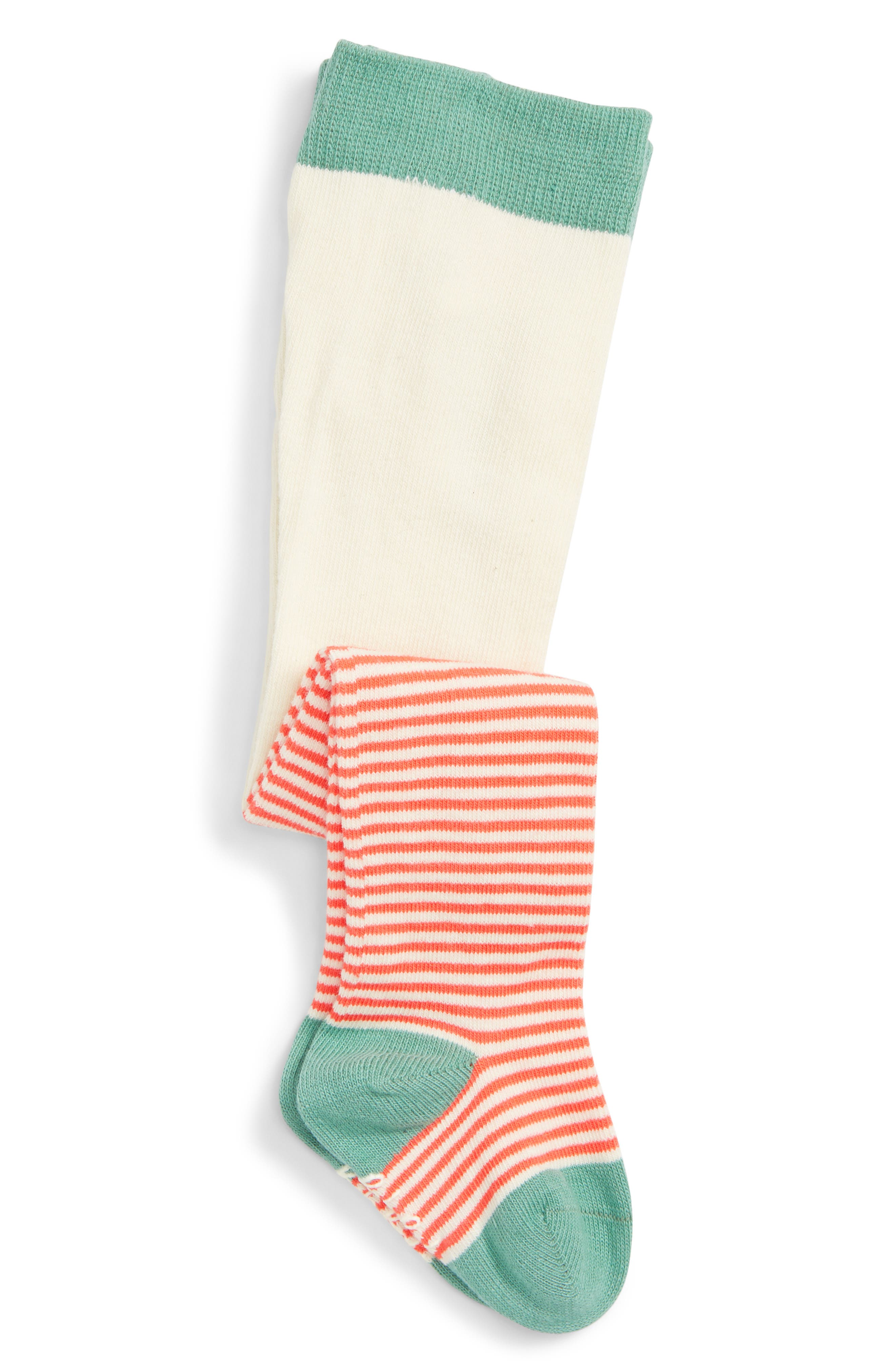 Toddler Girls Mini Boden Everyday Tights Size 03M  Pink
