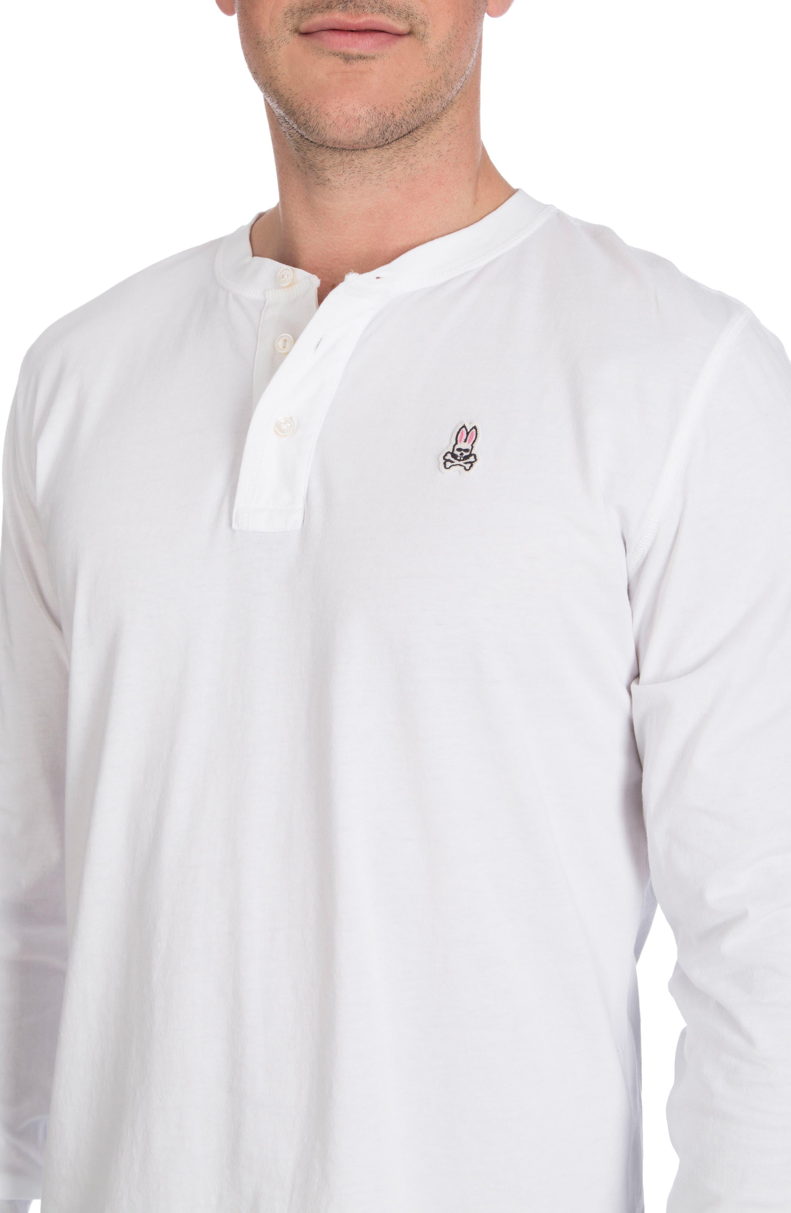 Biltmore Henley T-Shirt,                             Alternate thumbnail 8, color,