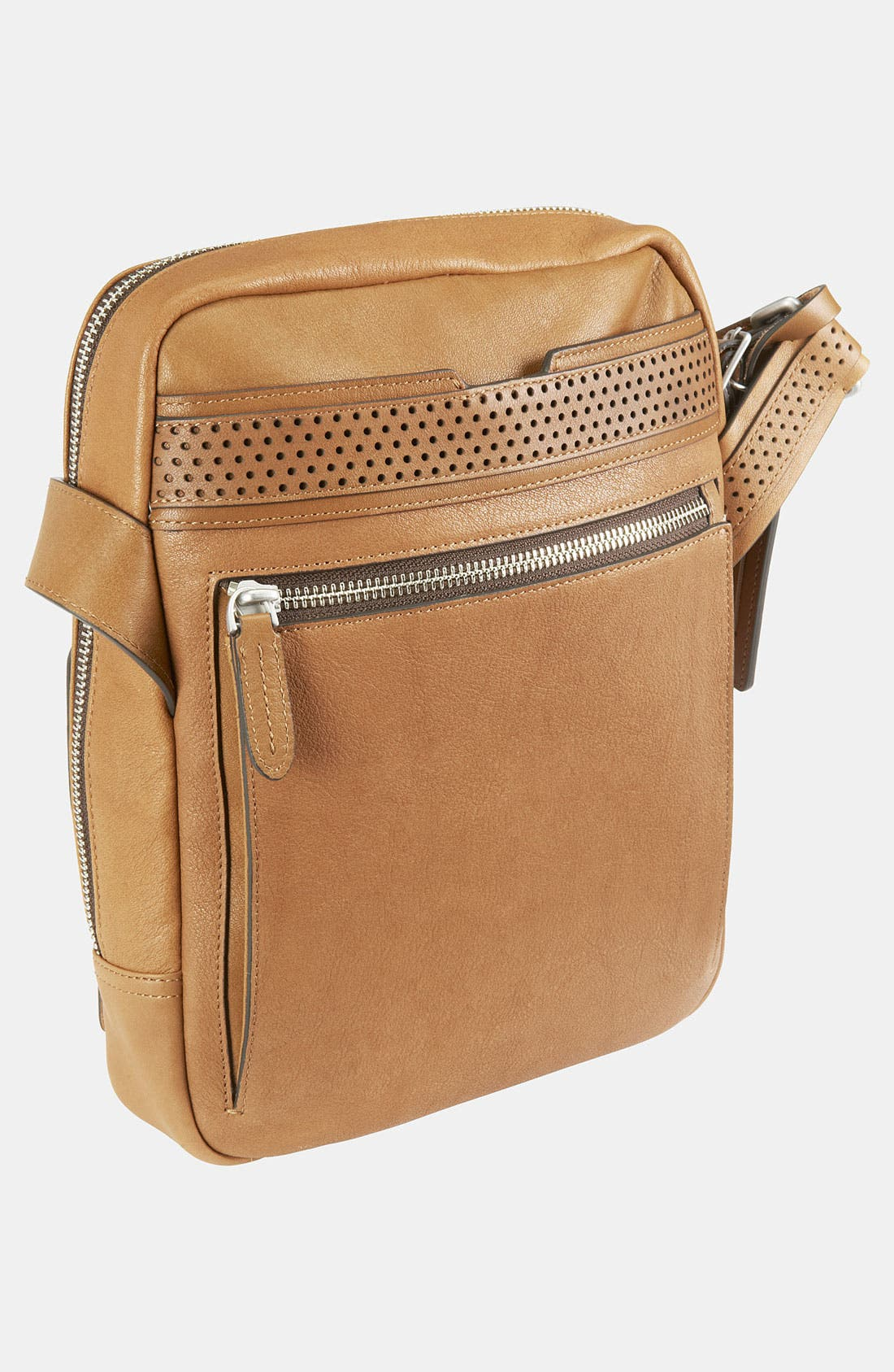 'Ducati Retro - Bronco' Crossbody Bag,                             Alternate thumbnail 3, color,                             219