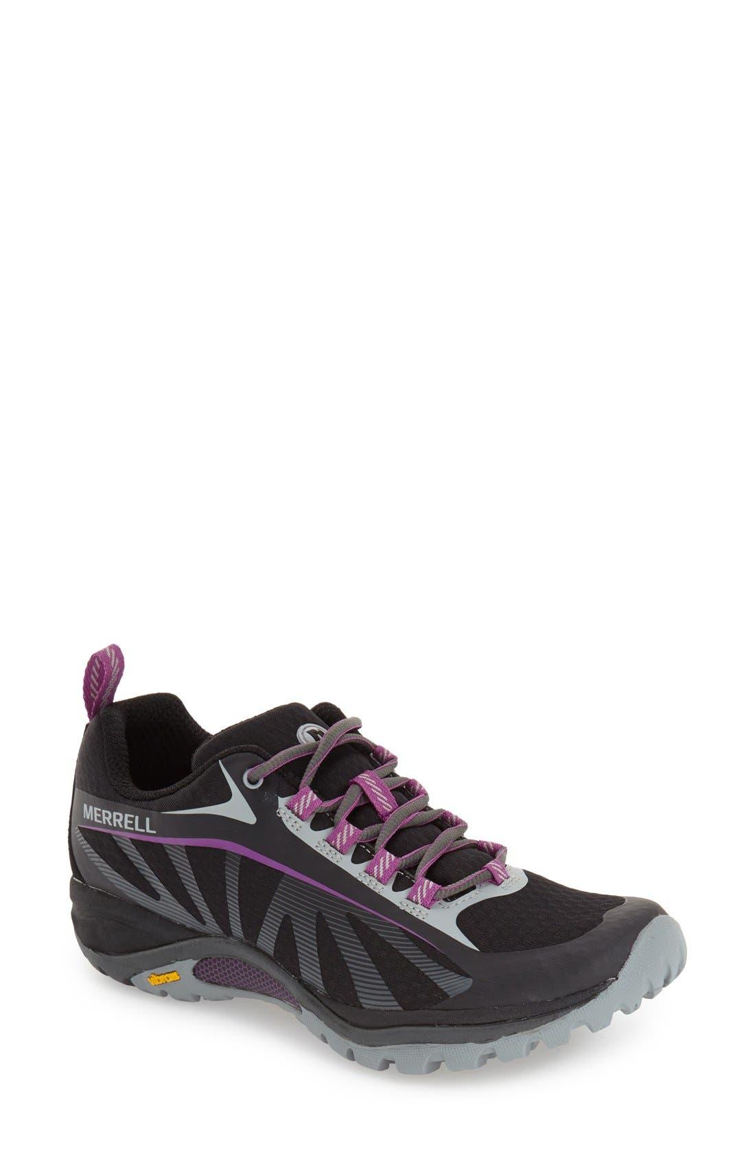 'Siren Edge' Hiking Shoe,                         Main,                         color,