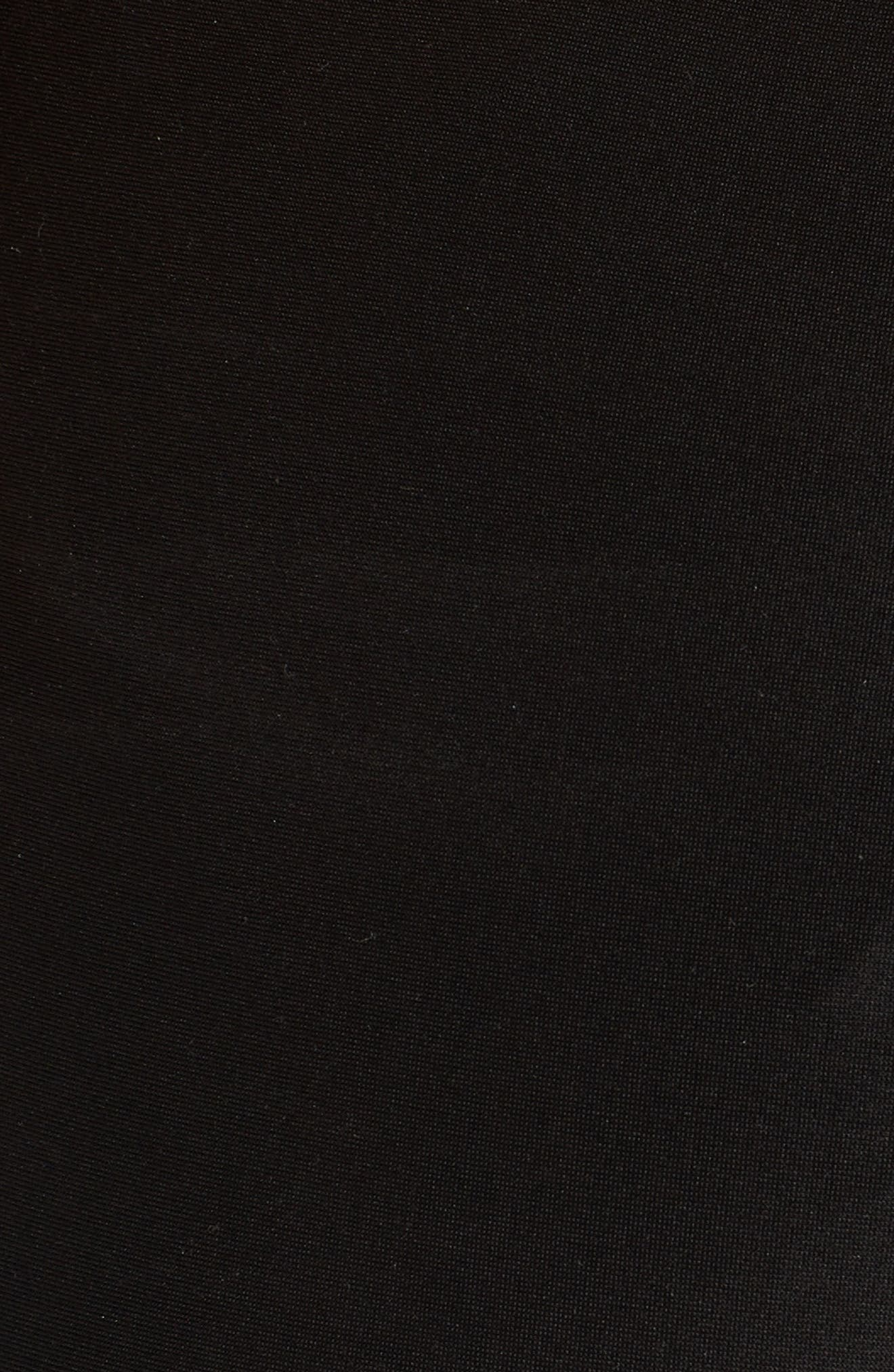 OFF-WHITE,                             Industrial Jogging Crop Pants,                             Alternate thumbnail 5, color,                             BLACK