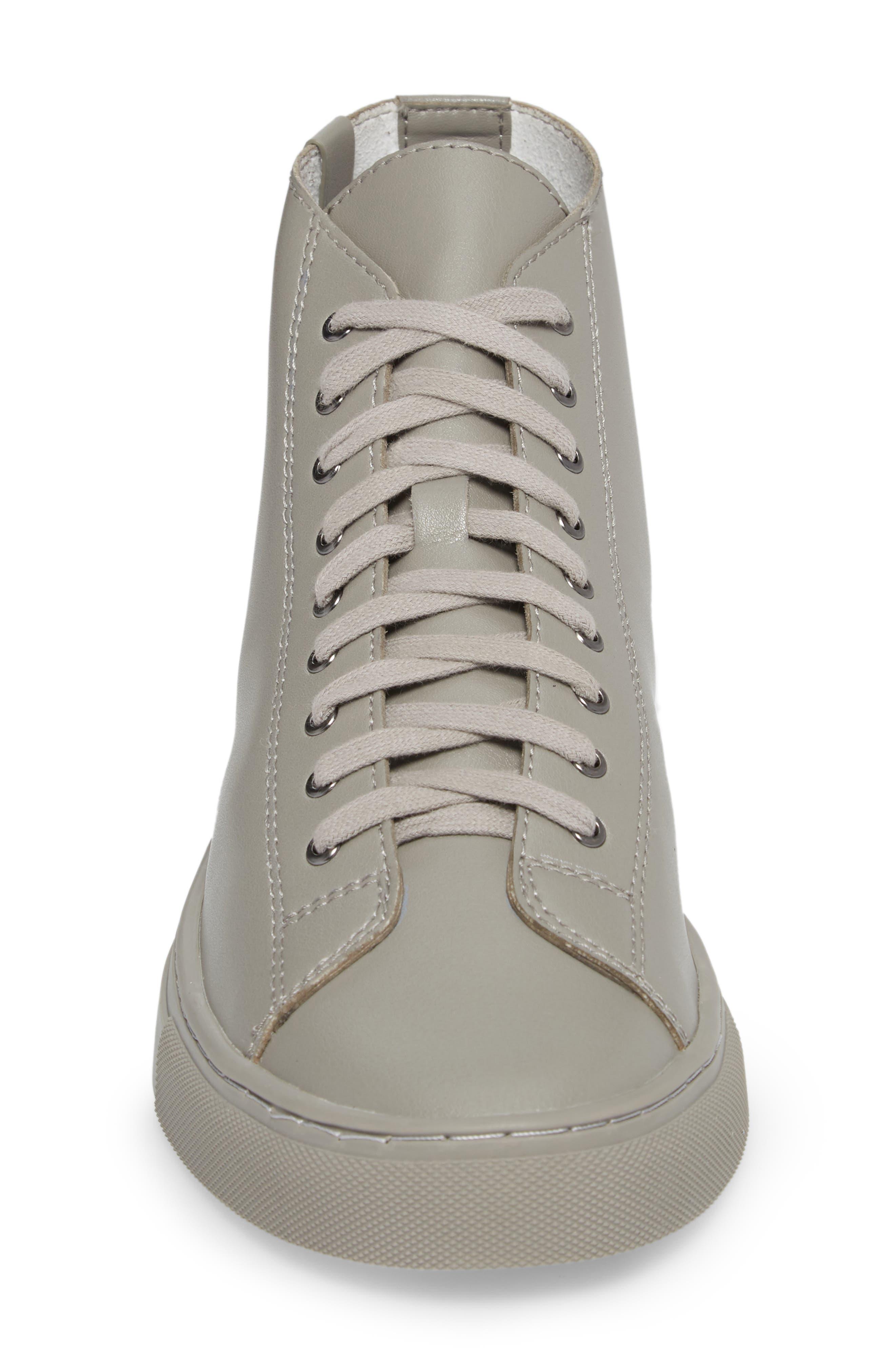 Original High Top Sneaker,                             Alternate thumbnail 4, color,                             056
