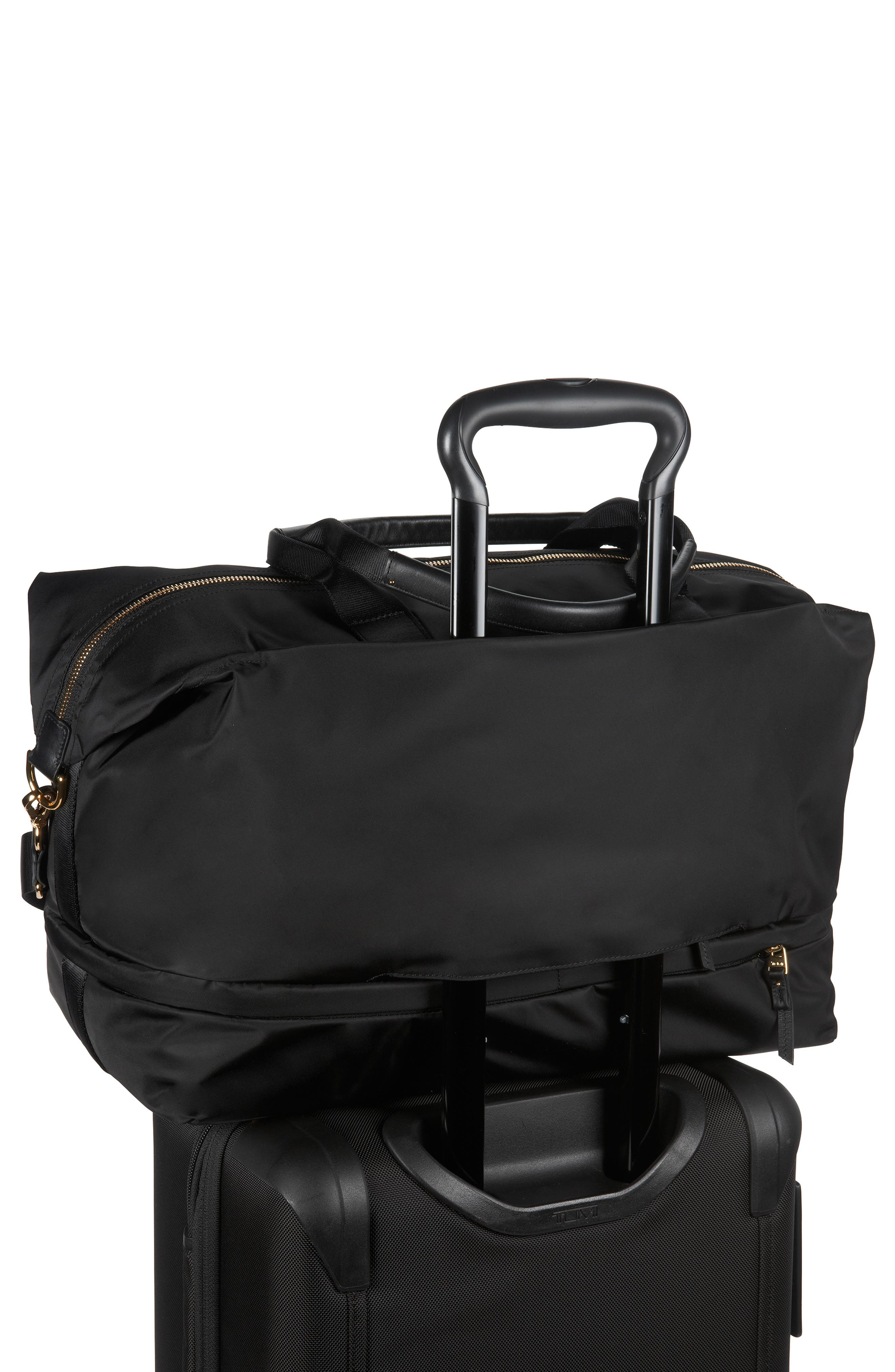 Durban Expandable Duffel Bag,                             Alternate thumbnail 6, color,                             001