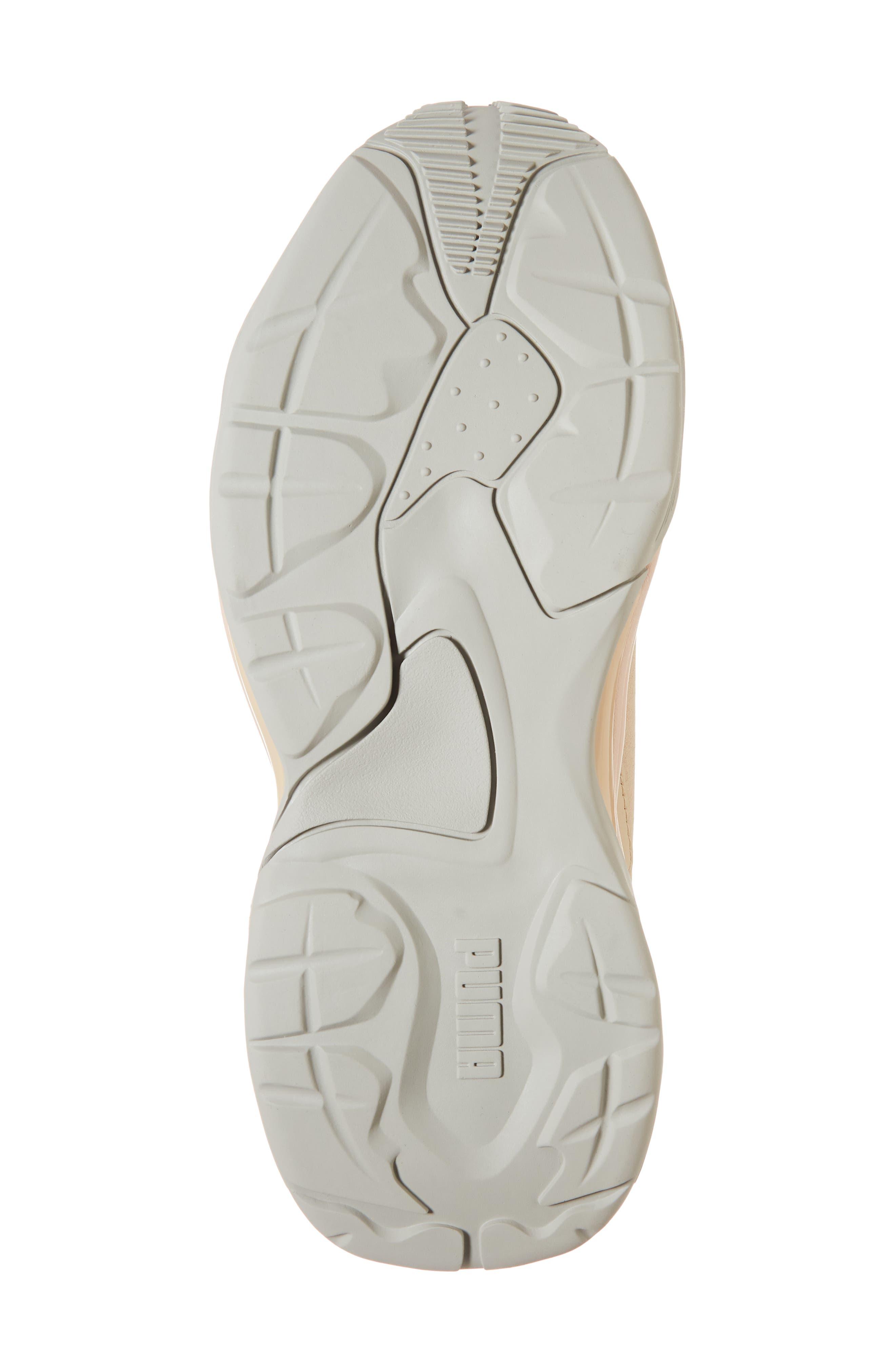 Thunder Desert Sneaker,                             Alternate thumbnail 6, color,                             NATURAL VACHETTA/ CREAM TAN