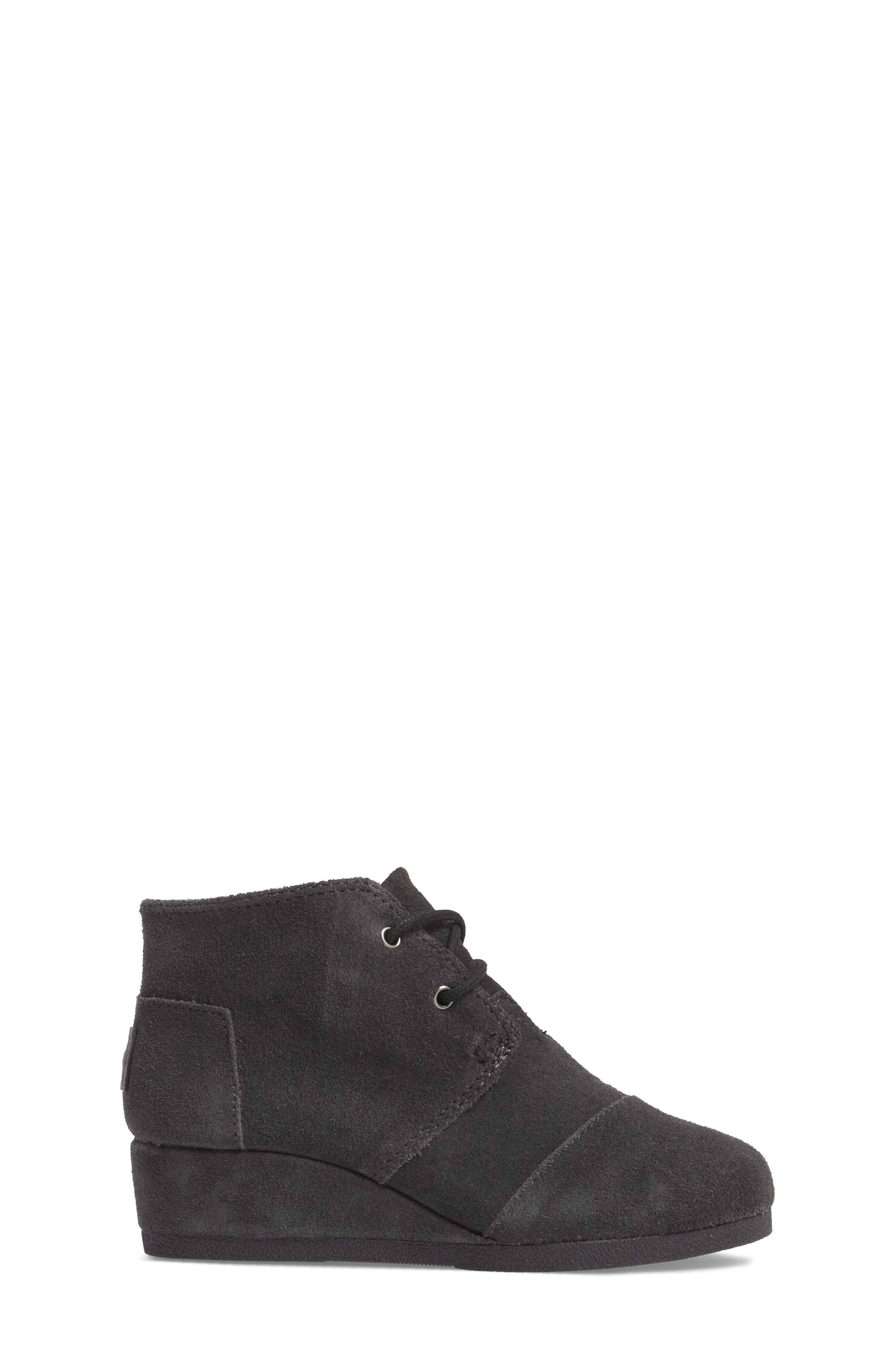 'Desert - Youth' Wedge Bootie,                             Alternate thumbnail 3, color,                             021