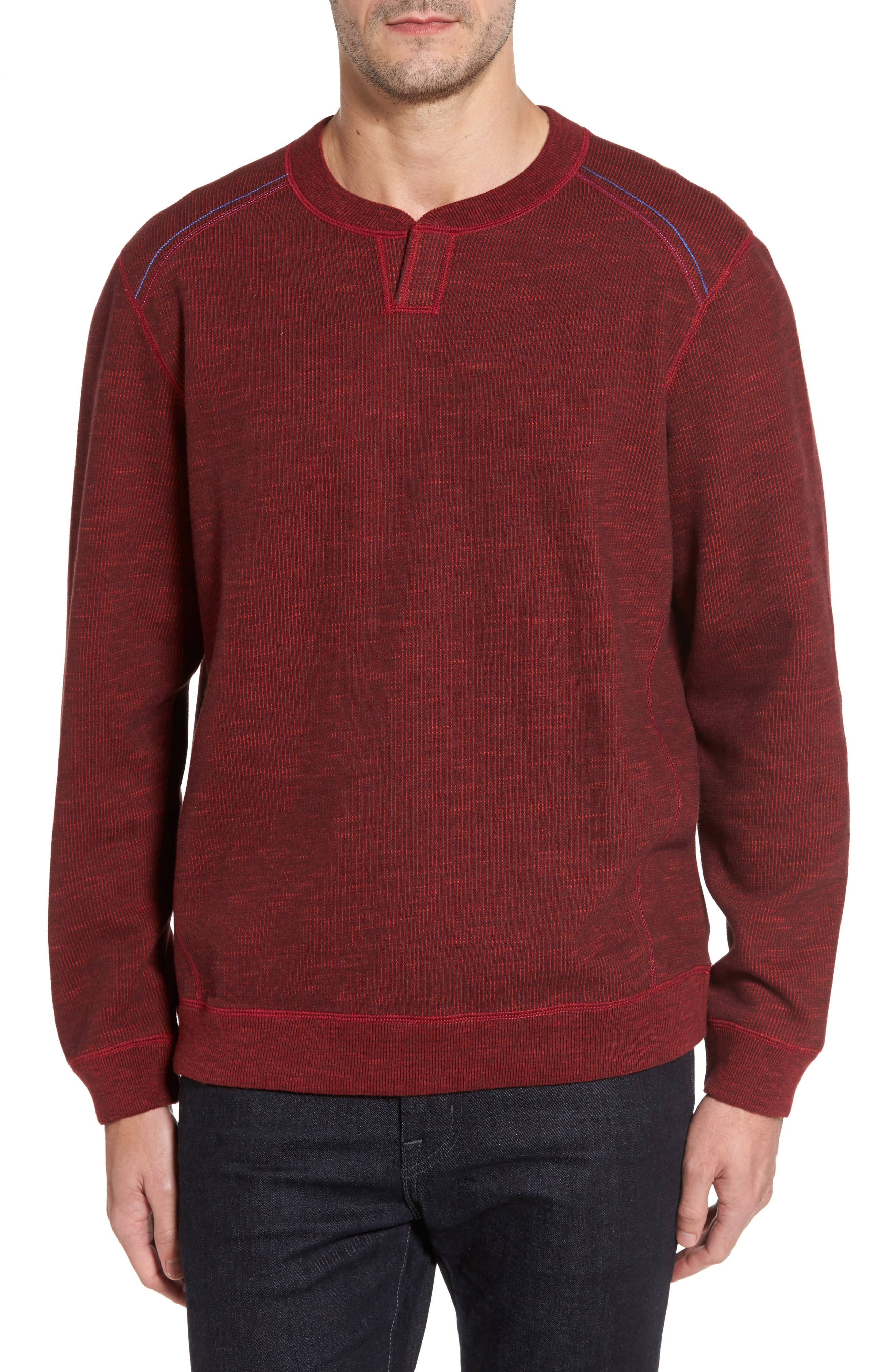 Flipsider Abaco Pullover,                             Main thumbnail 5, color,