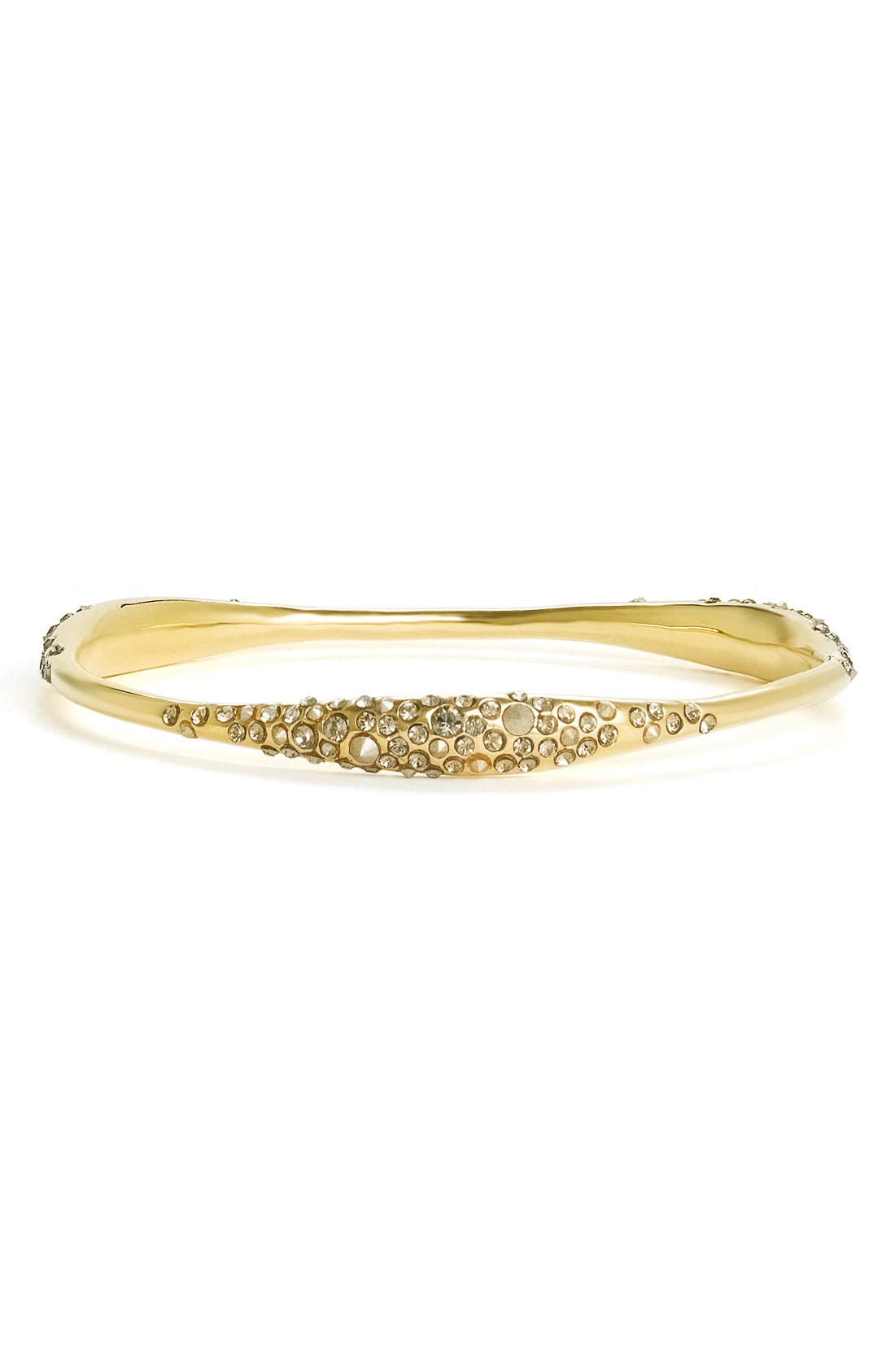 'Miss Havisham' Encrusted Skinny Bangle,                             Main thumbnail 4, color,