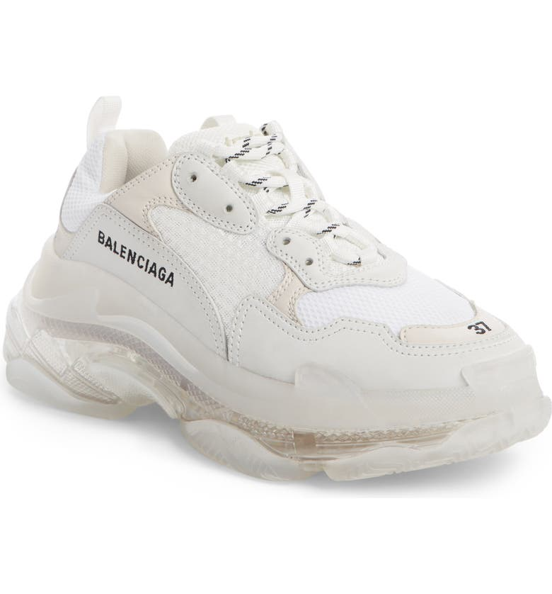 7d6ad6940a08 Balenciaga Triple S Low Top Sneaker (Women)