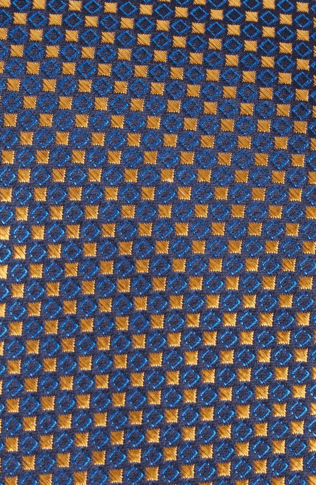 Chad Microdot Silk Tie,                             Alternate thumbnail 11, color,