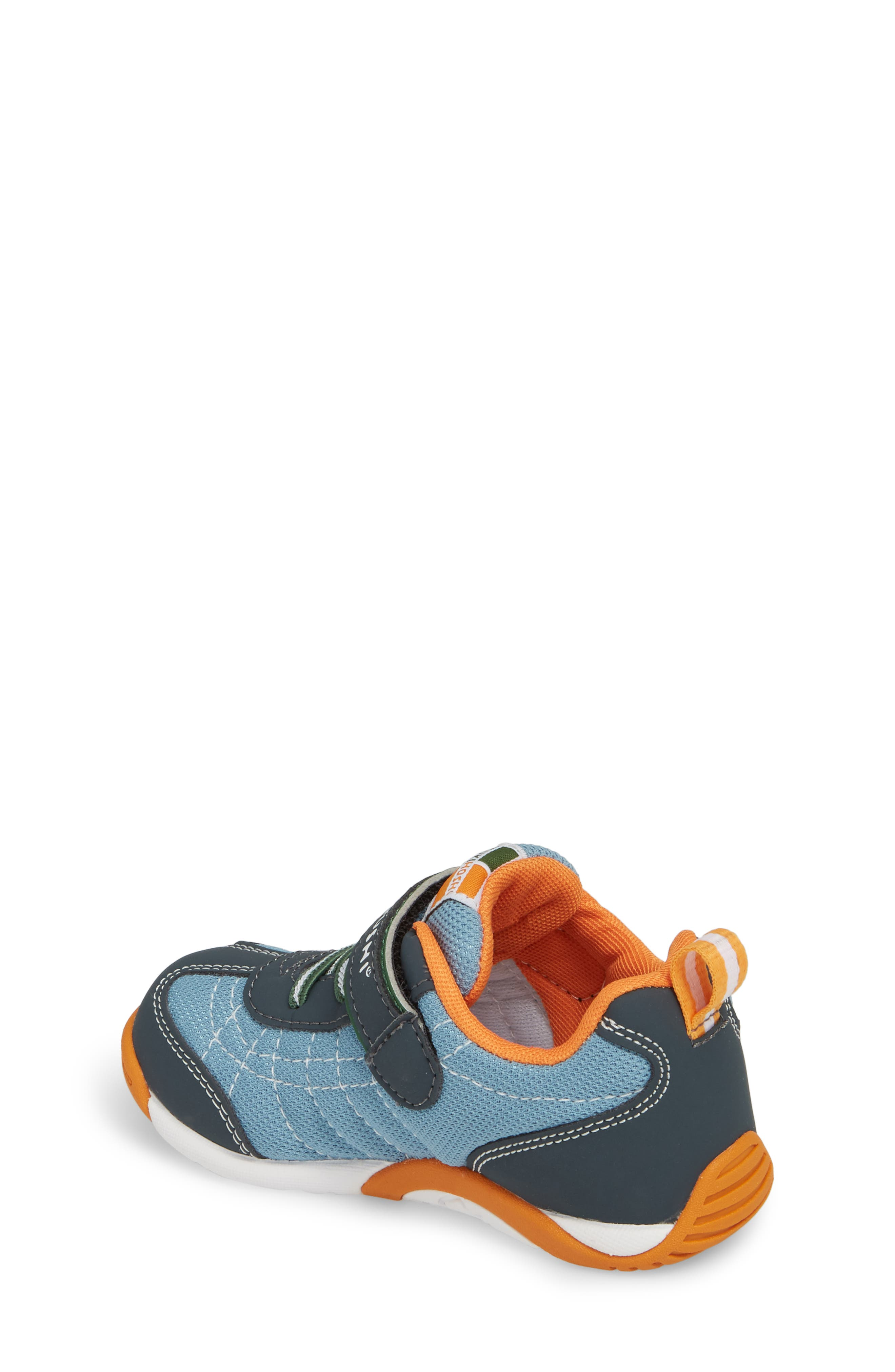 Kaz Washable Sneaker,                             Alternate thumbnail 2, color,                             CHARCOAL/ SEA