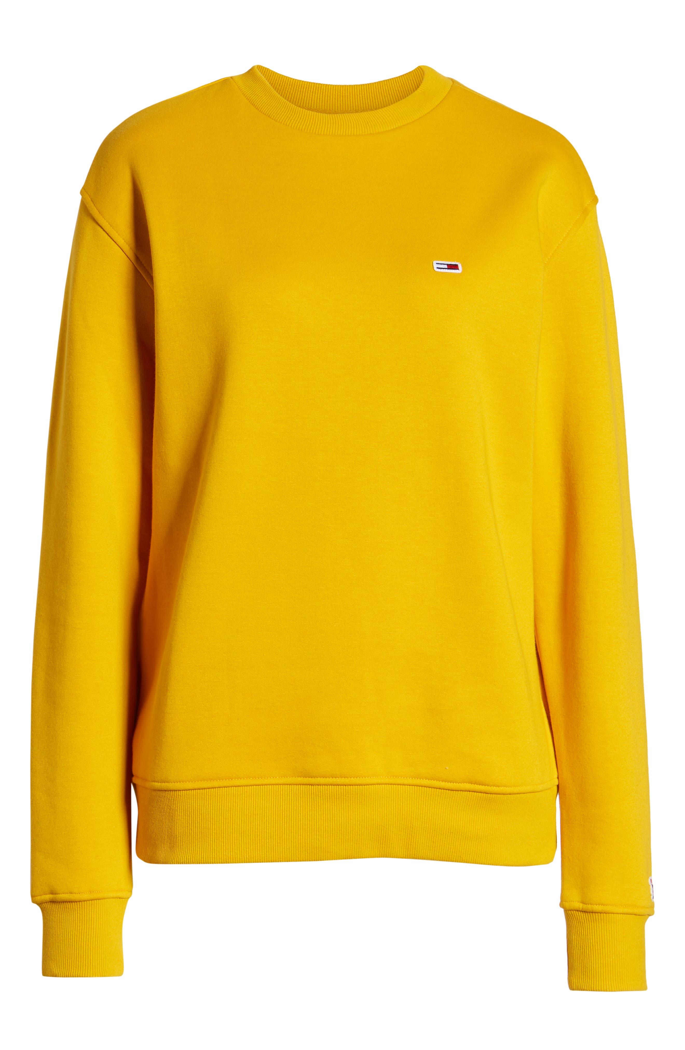 TJW Tommy Classics Sweatshirt,                             Alternate thumbnail 6, color,                             701