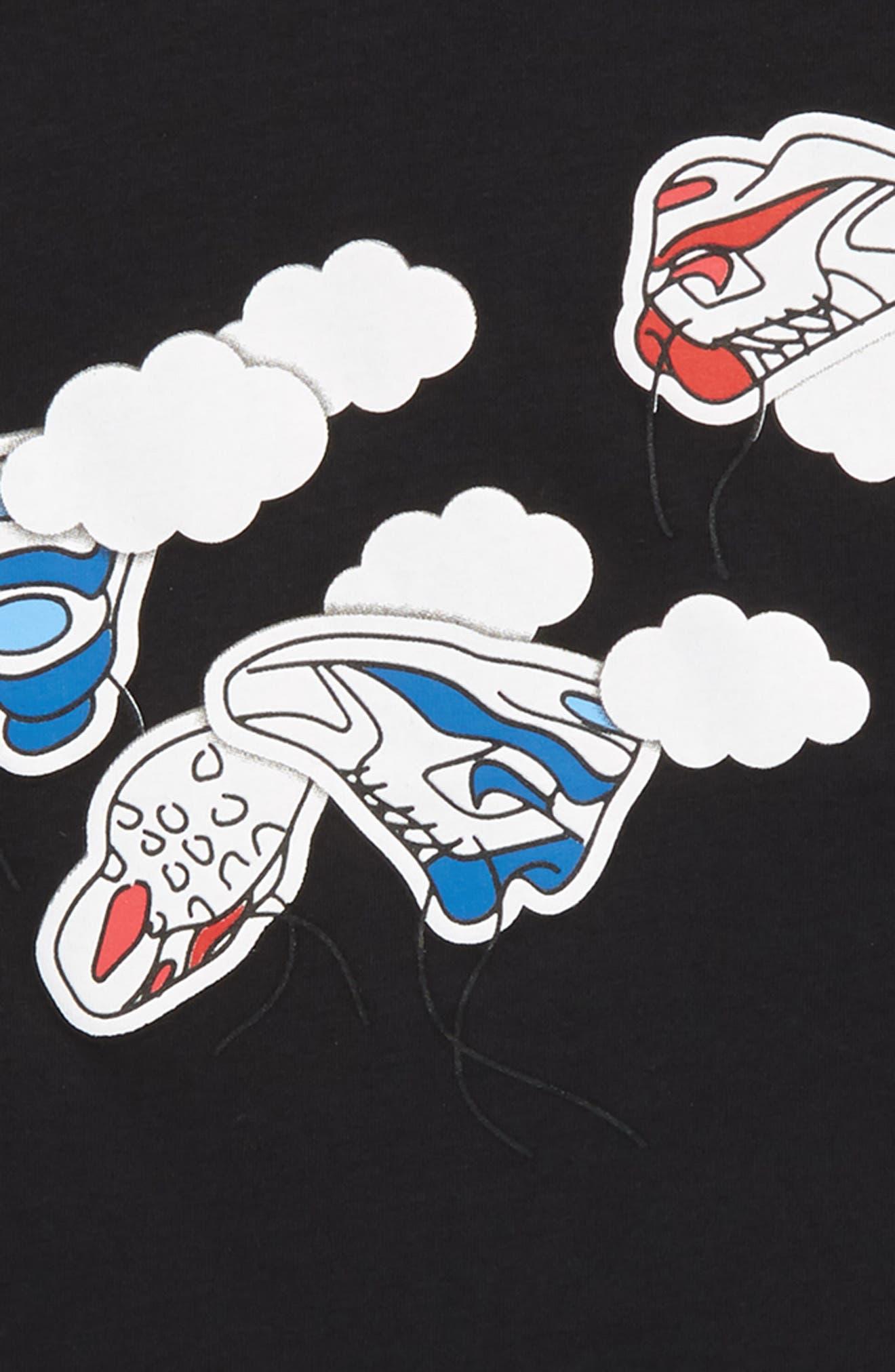 Sportswear Floating Airmax T-Shirt,                             Alternate thumbnail 2, color,                             010