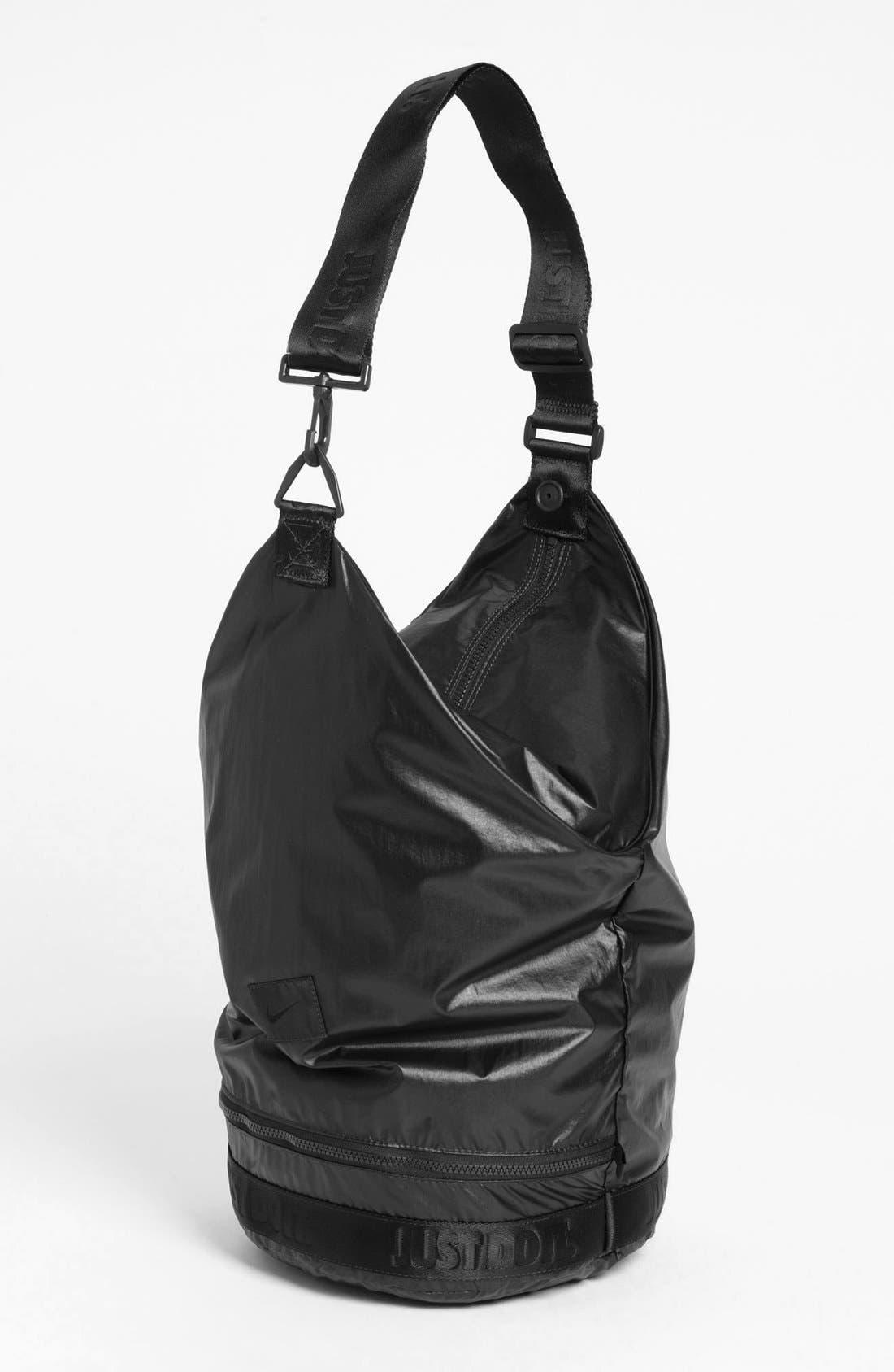 NIKE,                             'Bucket' Sling Bag,                             Main thumbnail 1, color,                             030