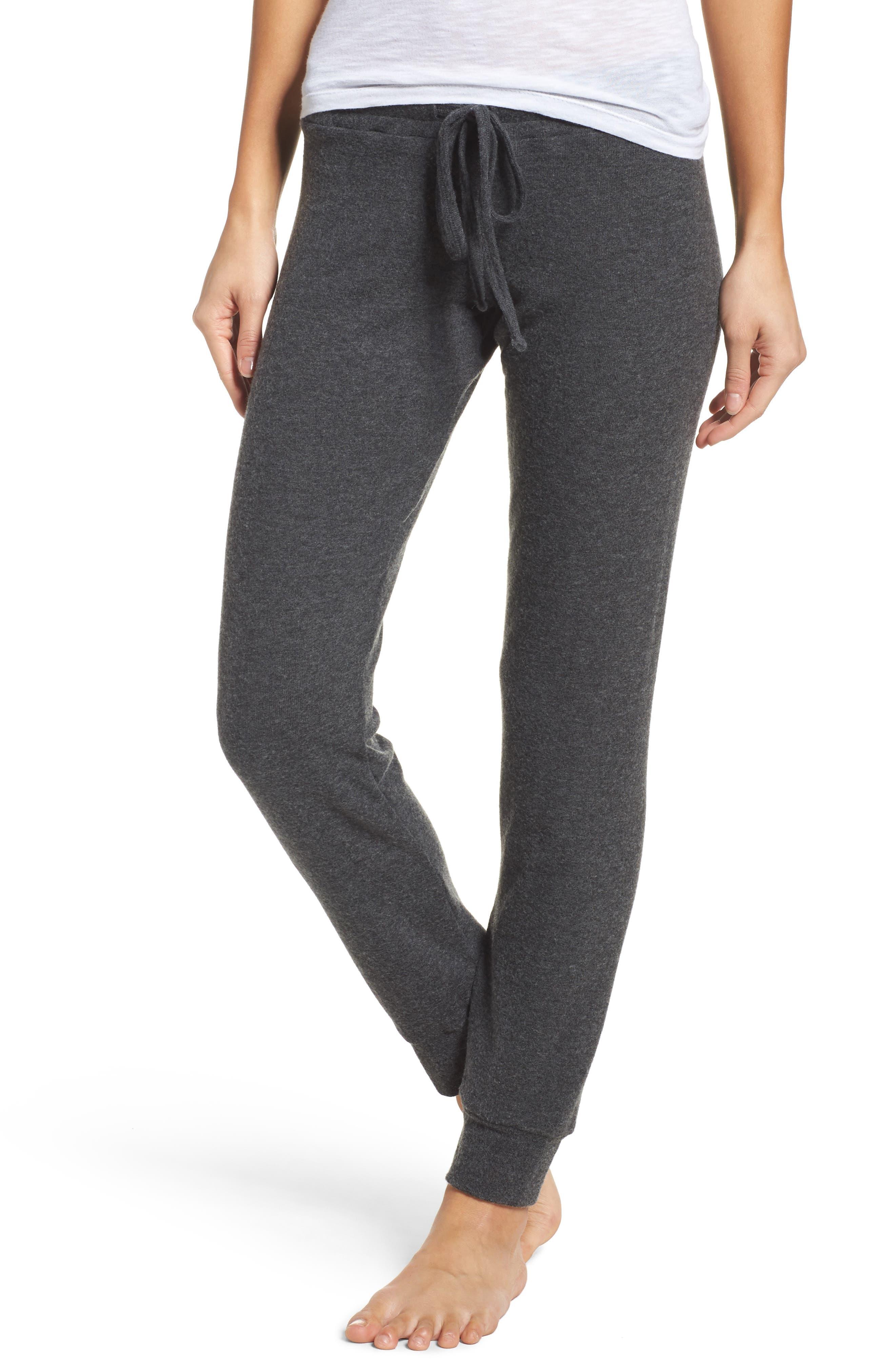 'Bear' Slim Lounge Pants,                         Main,                         color, 002
