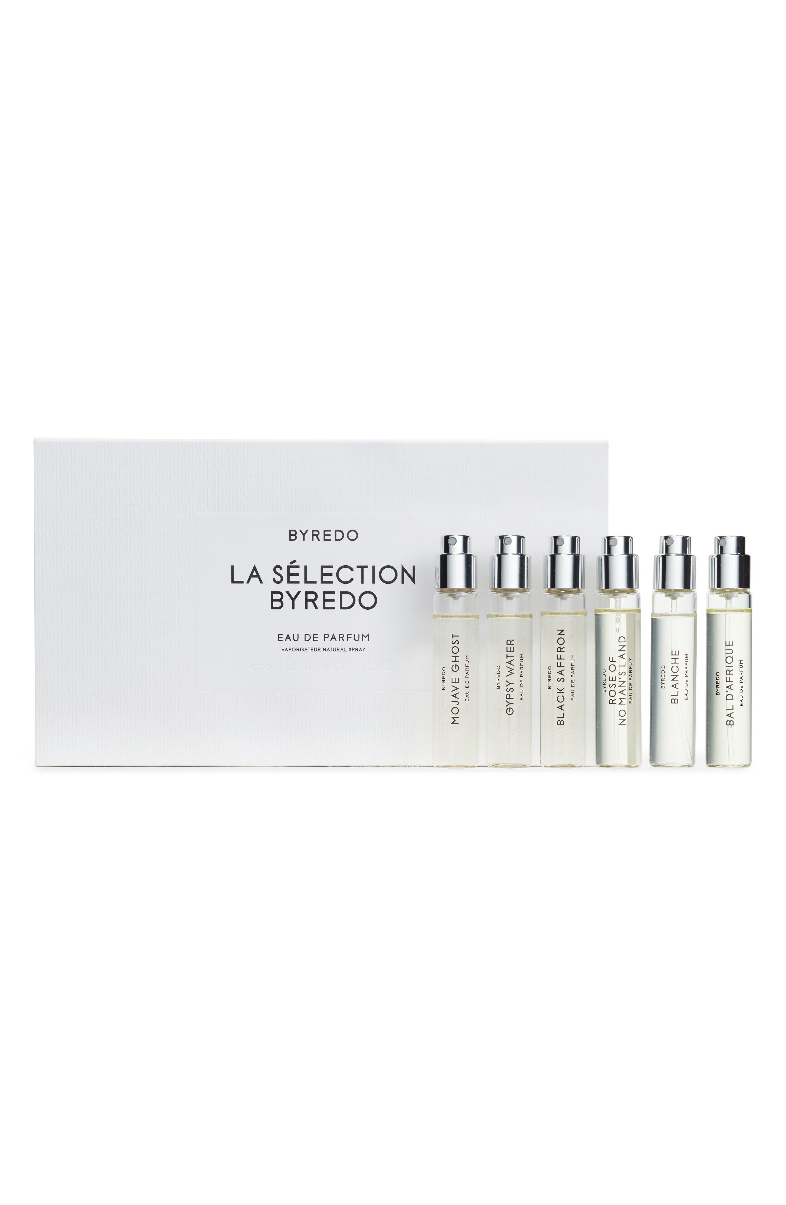 La Sélection 6-Piece Fragrance Set,                             Alternate thumbnail 2, color,                             000