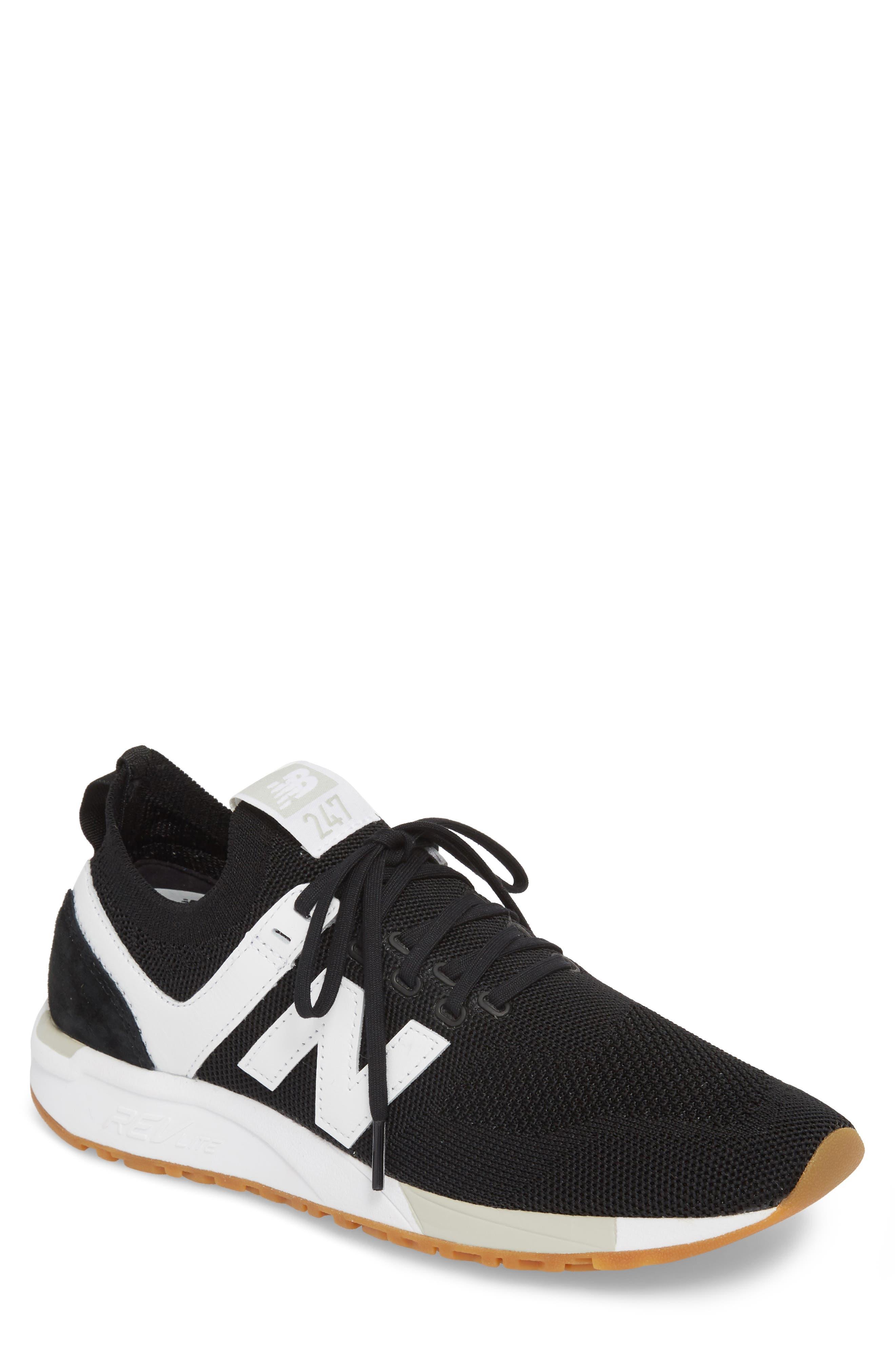 247 Decon Sneaker,                         Main,                         color, 001