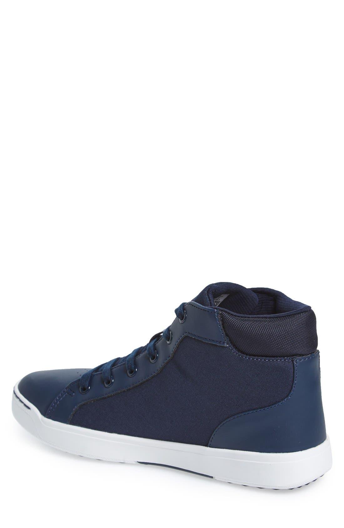 'Explorateur' Midi Sneaker,                             Alternate thumbnail 2, color,                             410