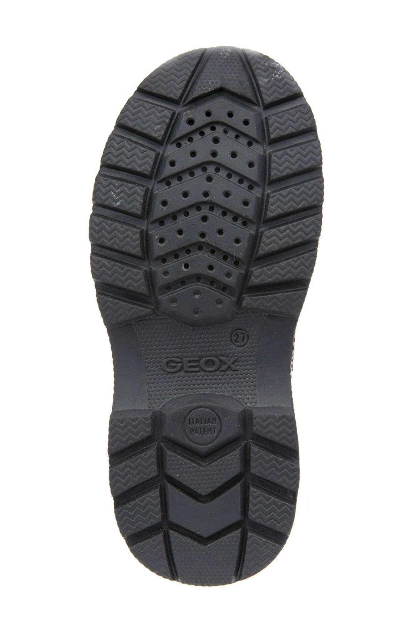 GEOX,                             'William' Oxford,                             Alternate thumbnail 6, color,                             BLACK