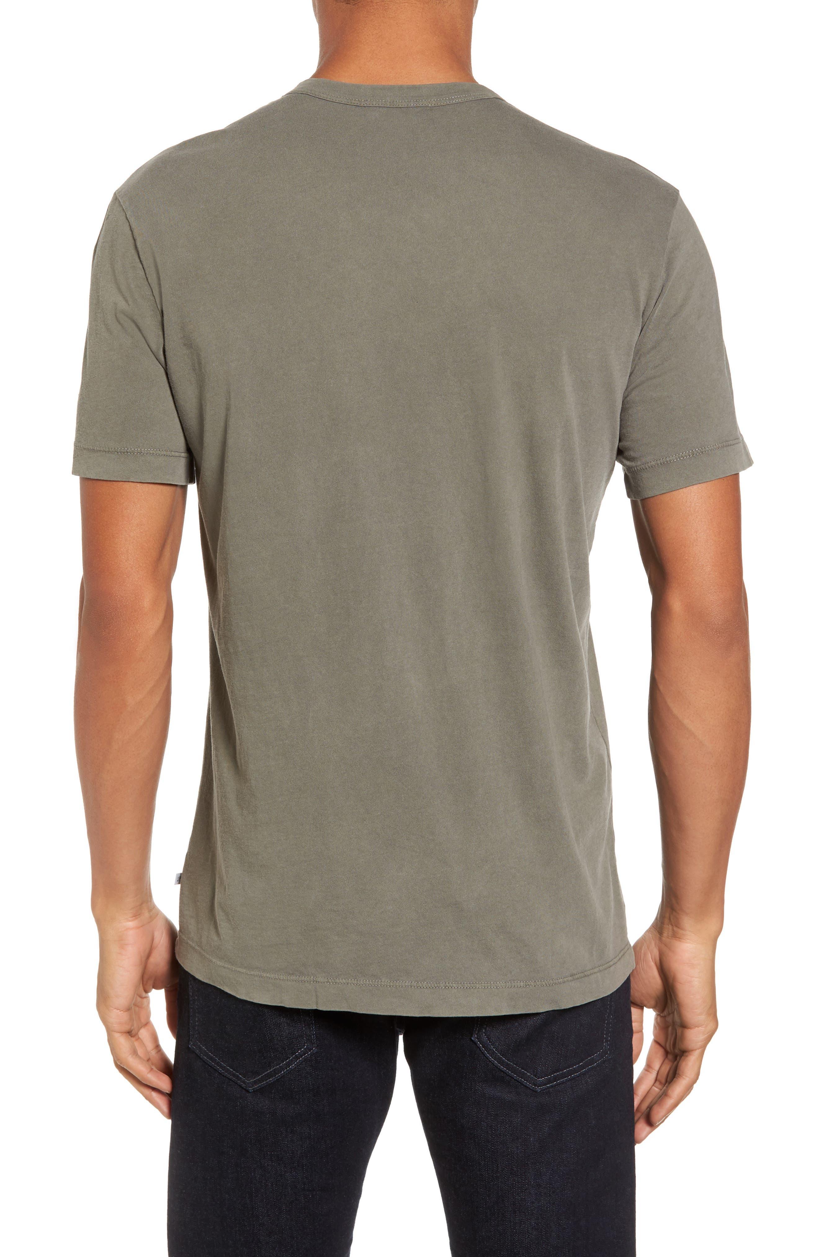 Crewneck Jersey T-Shirt,                             Alternate thumbnail 233, color,
