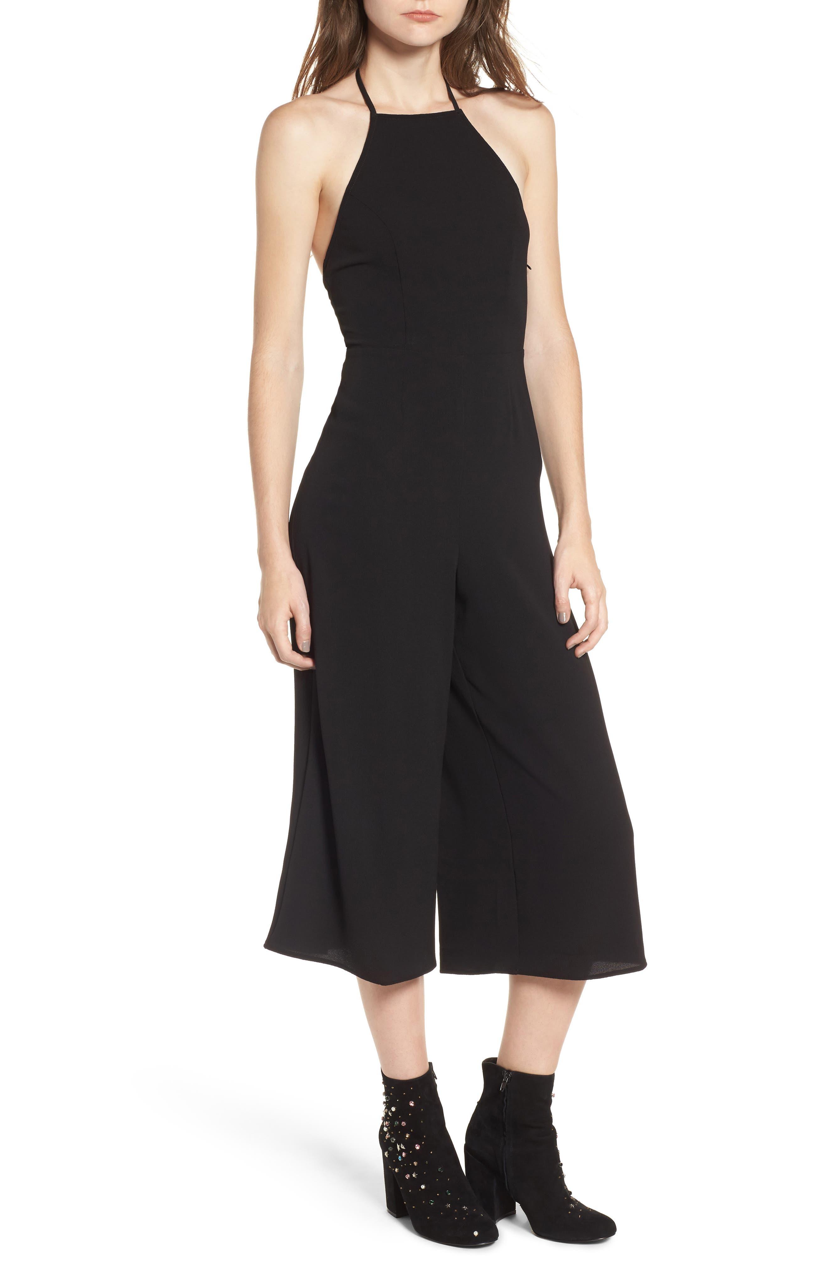 Julianne Crop Jumpsuit,                         Main,                         color, 004