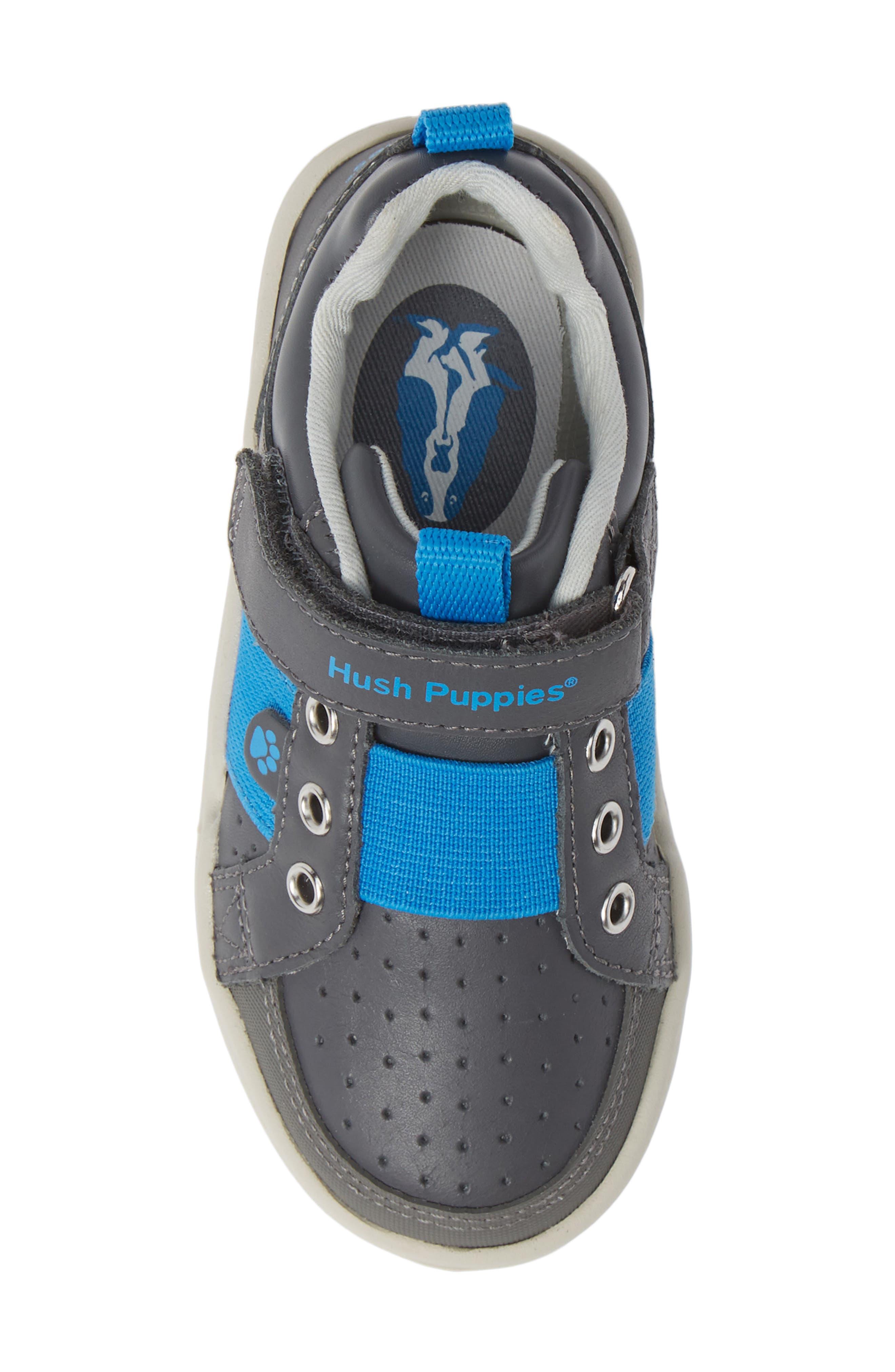 Jesse Sneaker,                             Alternate thumbnail 5, color,                             GREY