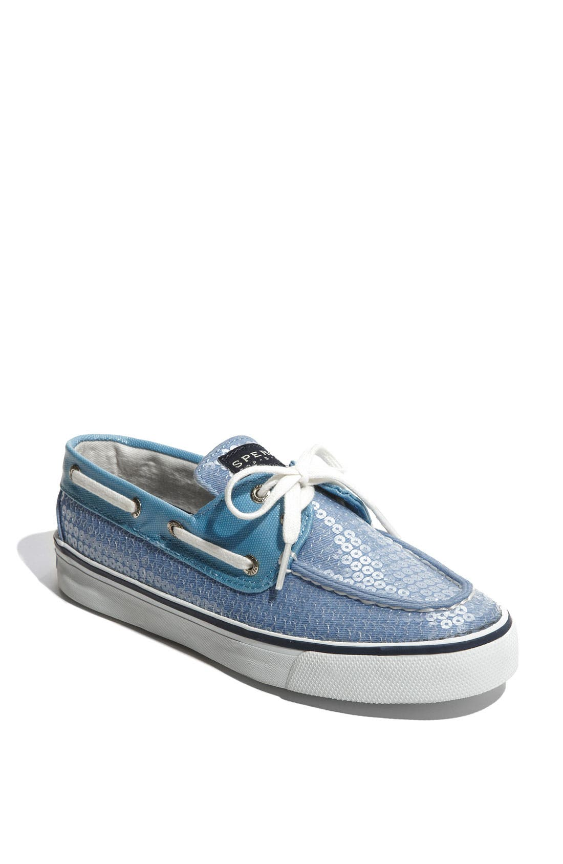 Top-Sider<sup>®</sup> 'Bahama' Sequined Boat Shoe,                             Main thumbnail 22, color,