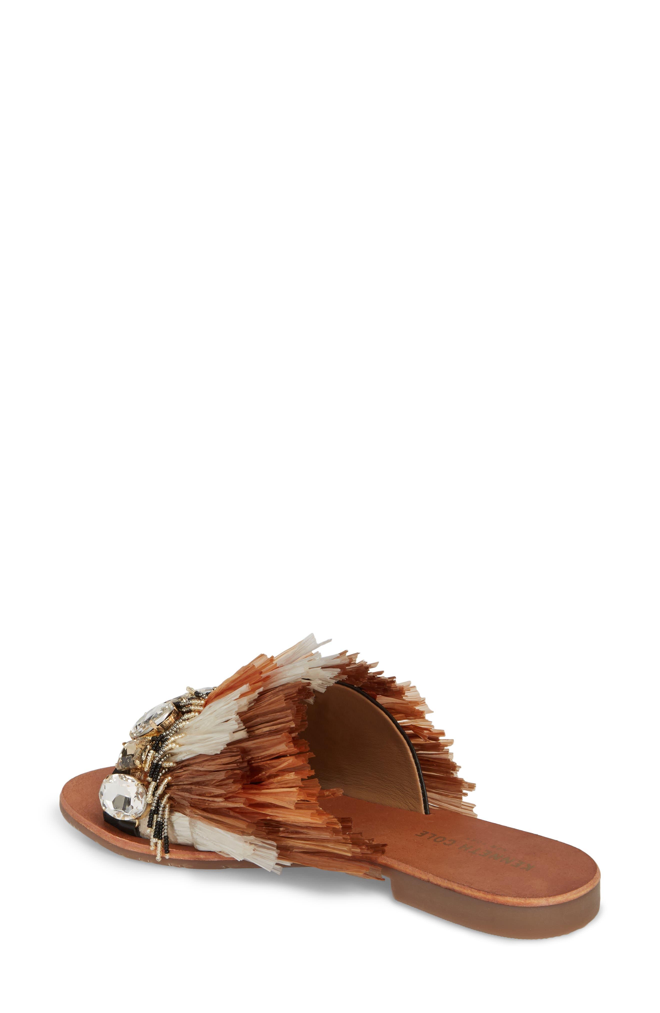 Heron Slide Sandal,                             Alternate thumbnail 3, color,