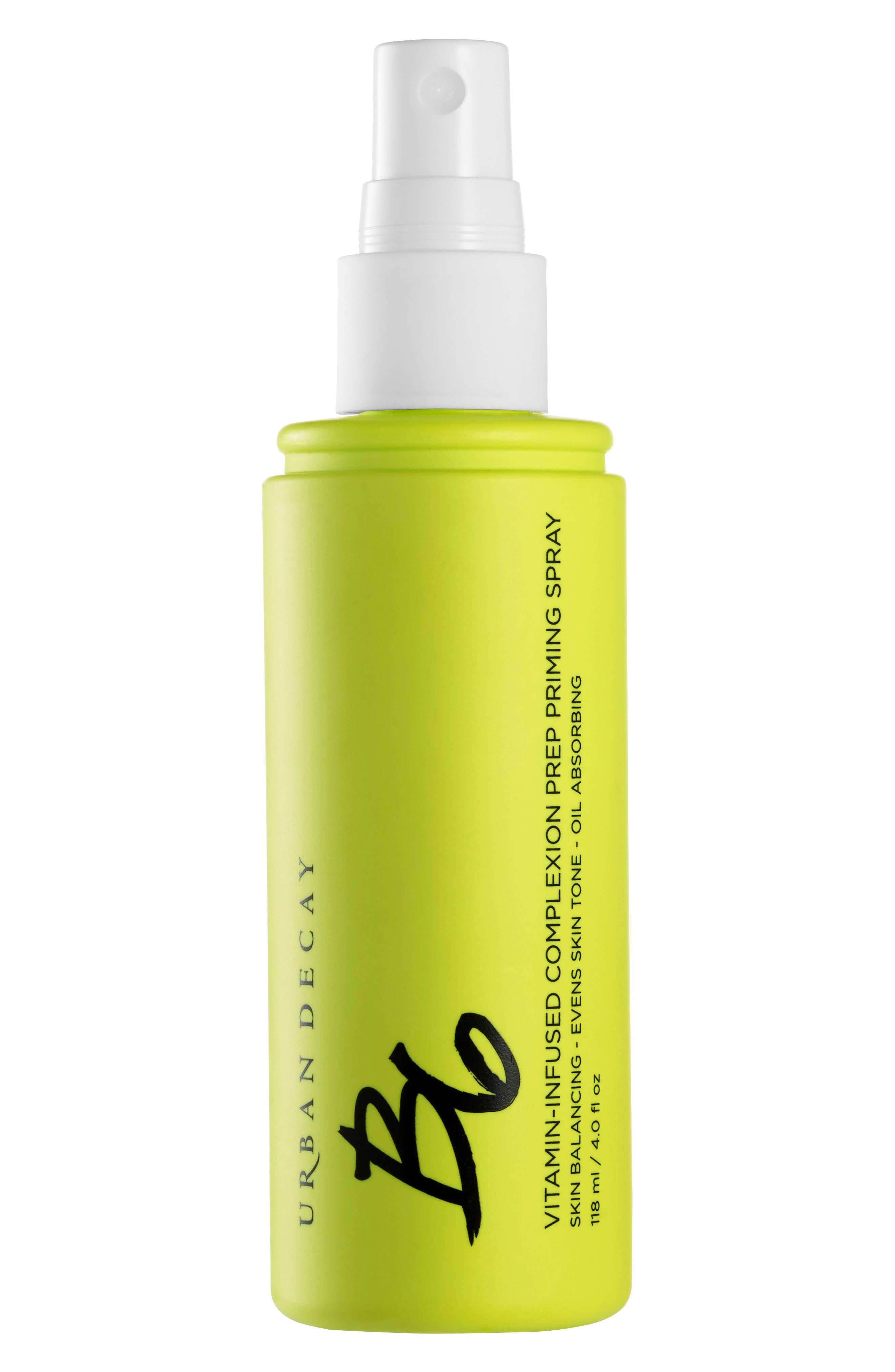 B6 Vitamin-Infused Complexion Prep Priming Spray,                             Alternate thumbnail 2, color,                             NO COLOR