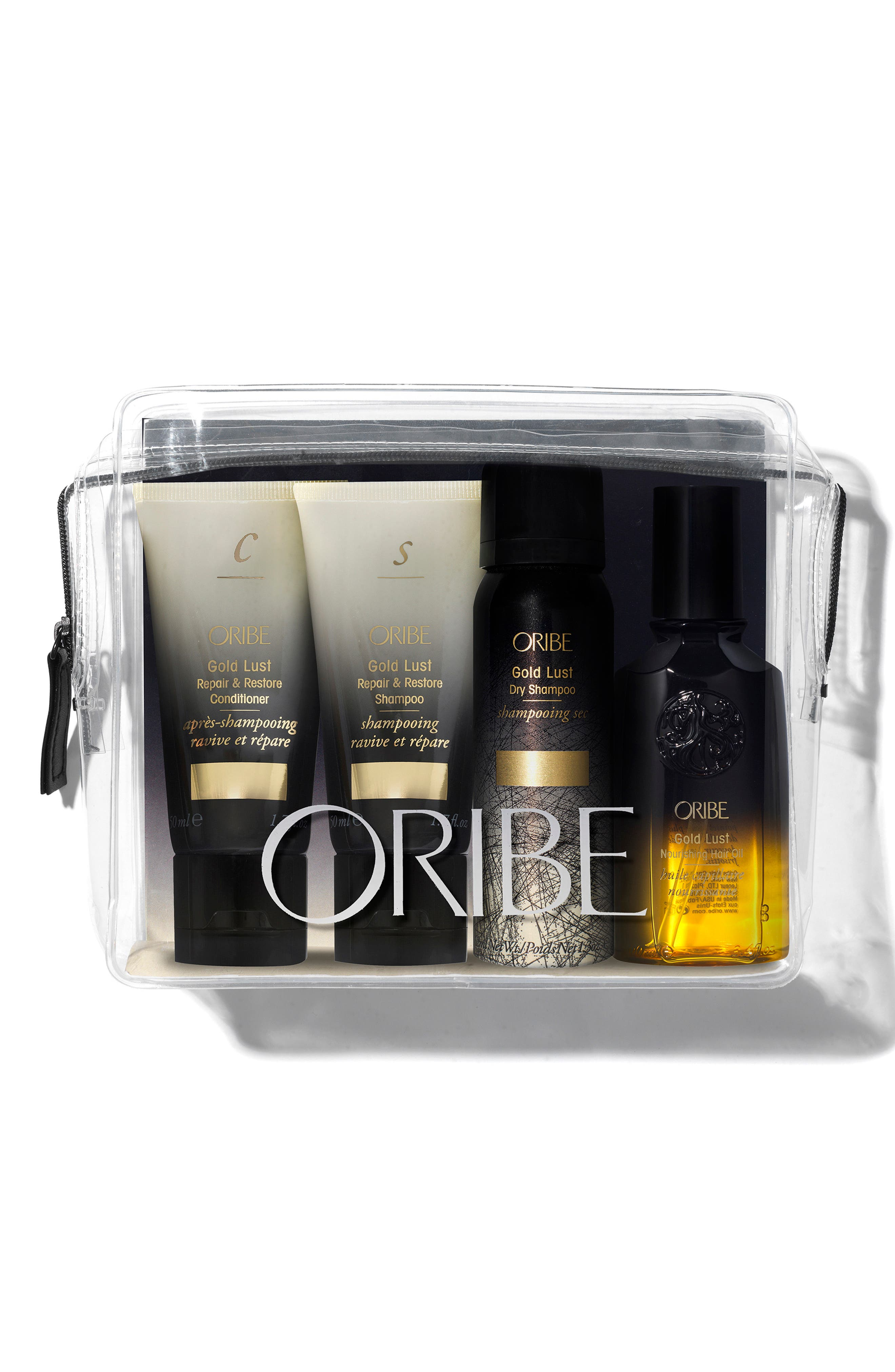 SPACE.NK.apothecary Oribe Gold Mine Set,                             Alternate thumbnail 2, color,                             NO COLOR