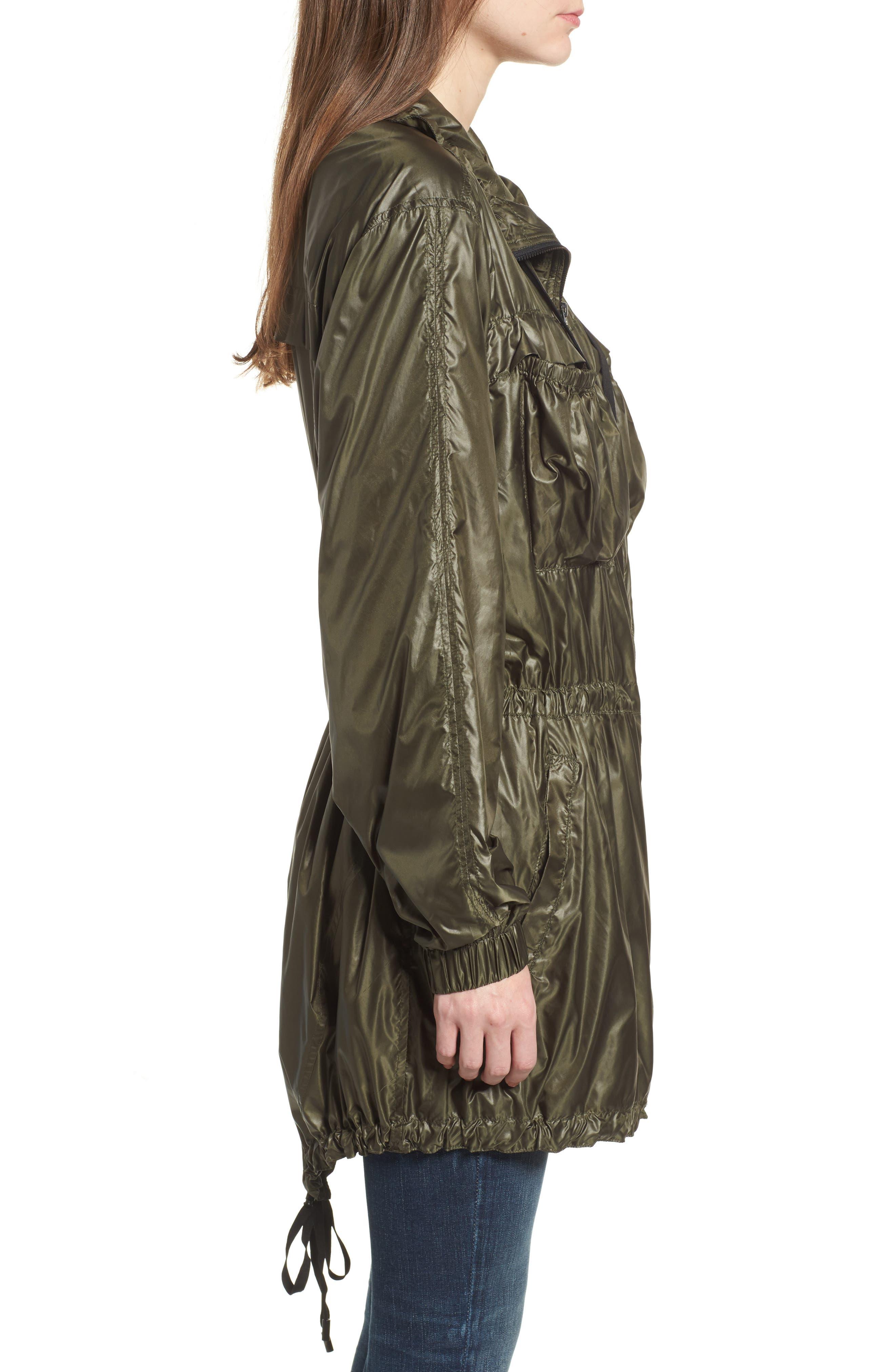 Lightweight Long Jacket,                             Alternate thumbnail 6, color,