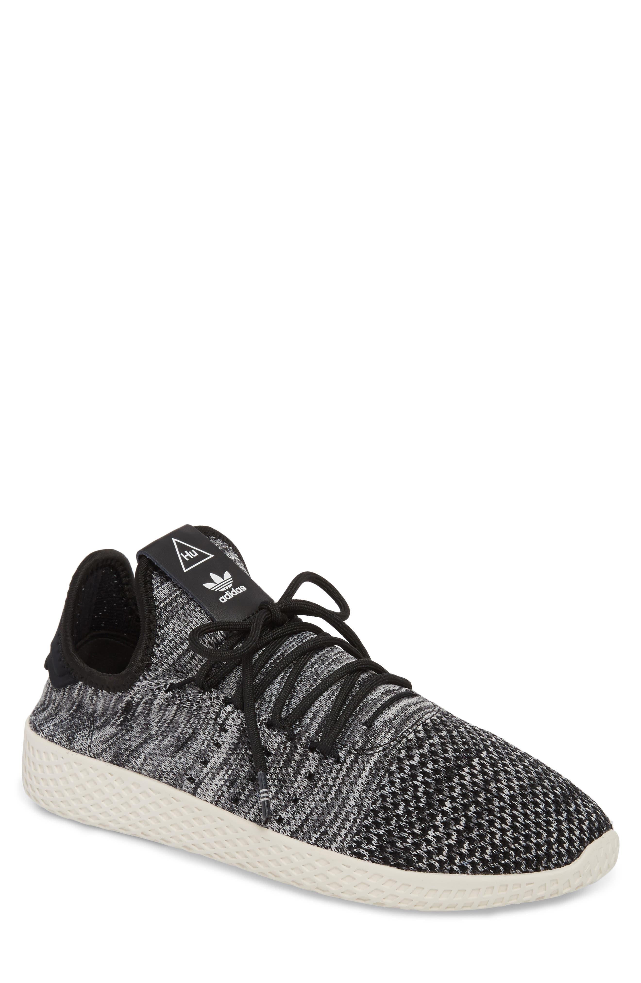 Pharrell Williams Tennis Hu Sneaker,                             Main thumbnail 1, color,                             020