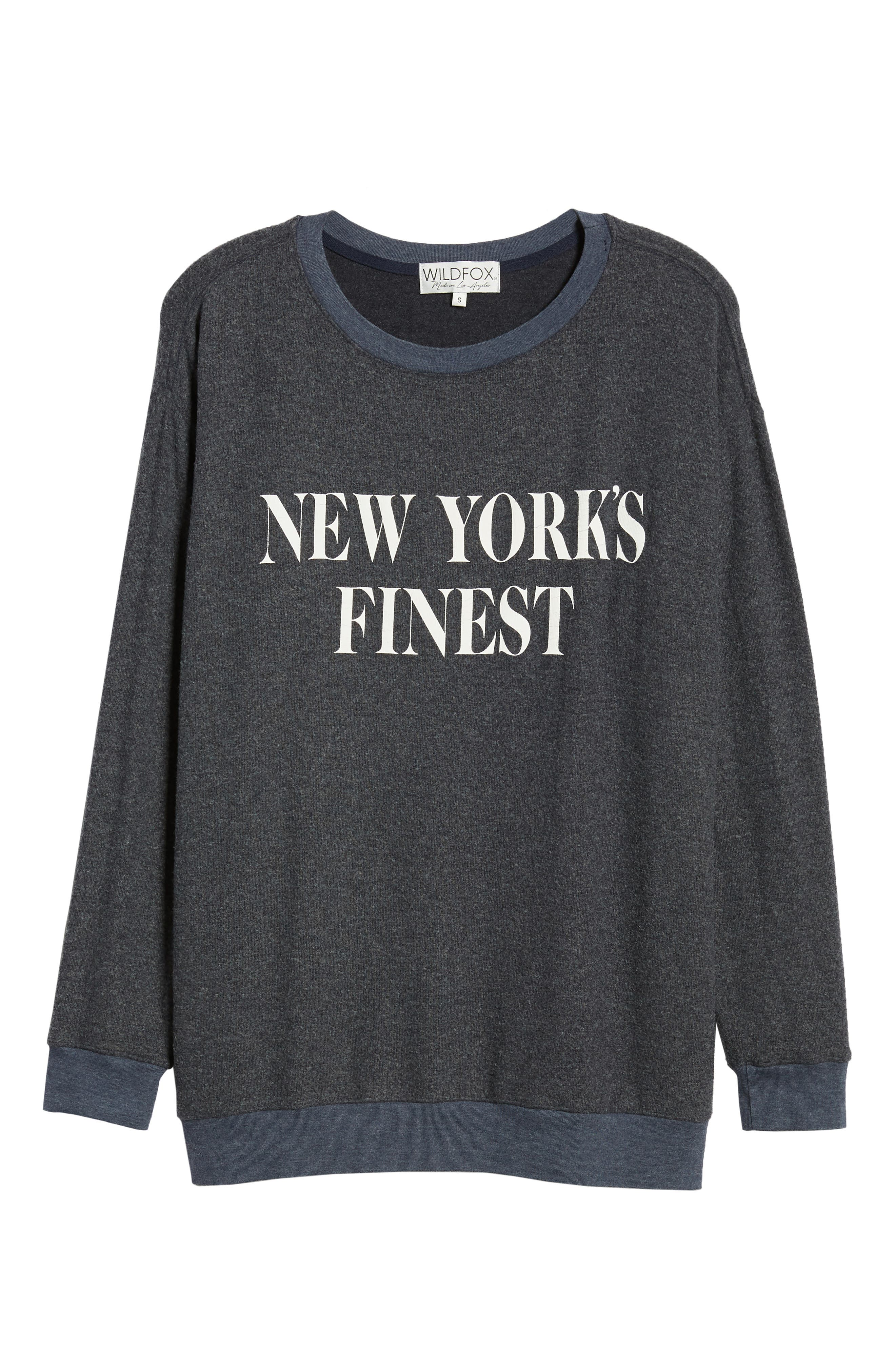 Roadtrip - New York's Finest Pullover,                             Alternate thumbnail 6, color,                             OXFORD