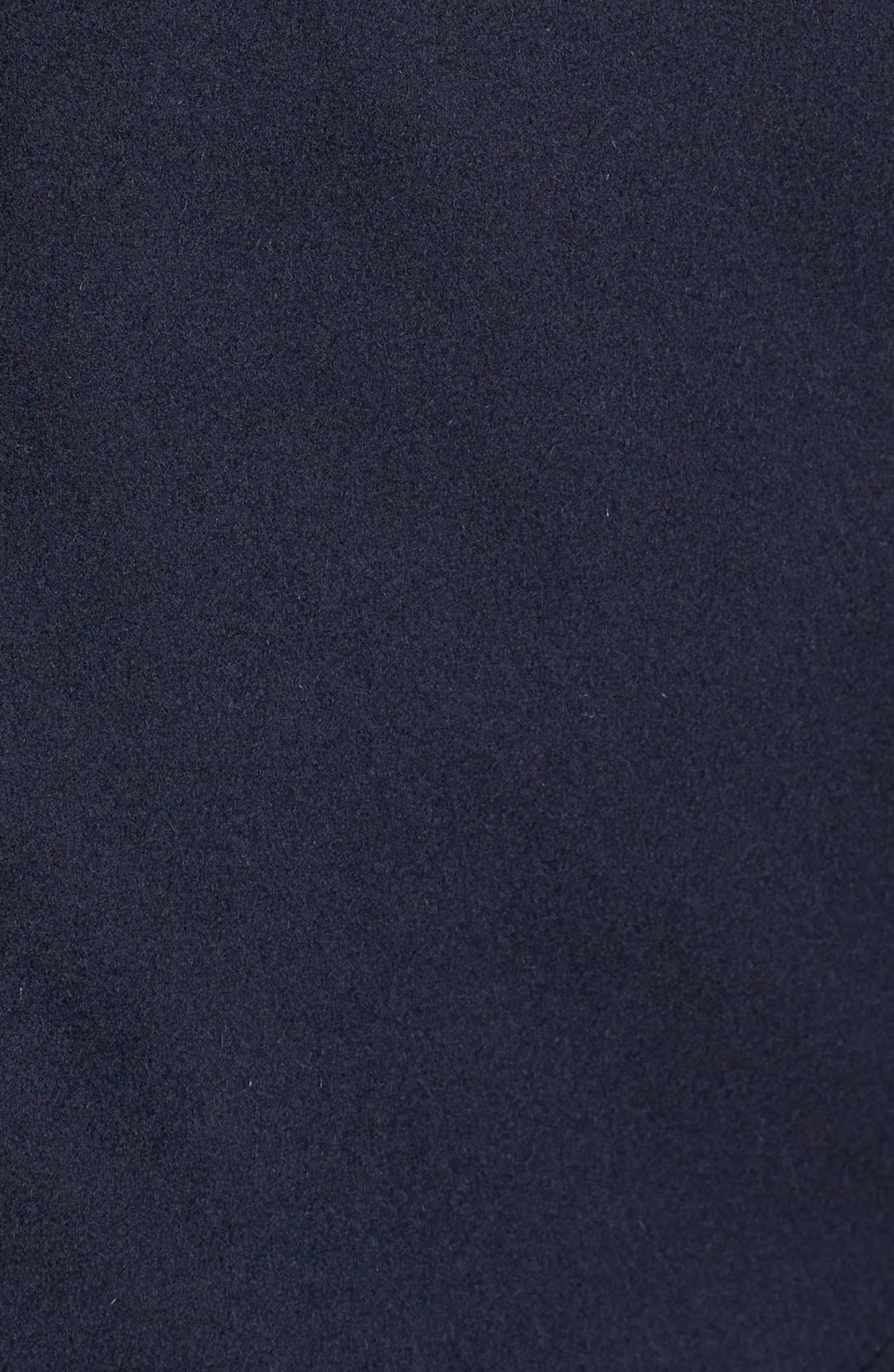 ZZDNUHUGO BOSS,                             BOSS HUGO BOSS 'Logan' Topcoat,                             Alternate thumbnail 3, color,                             403