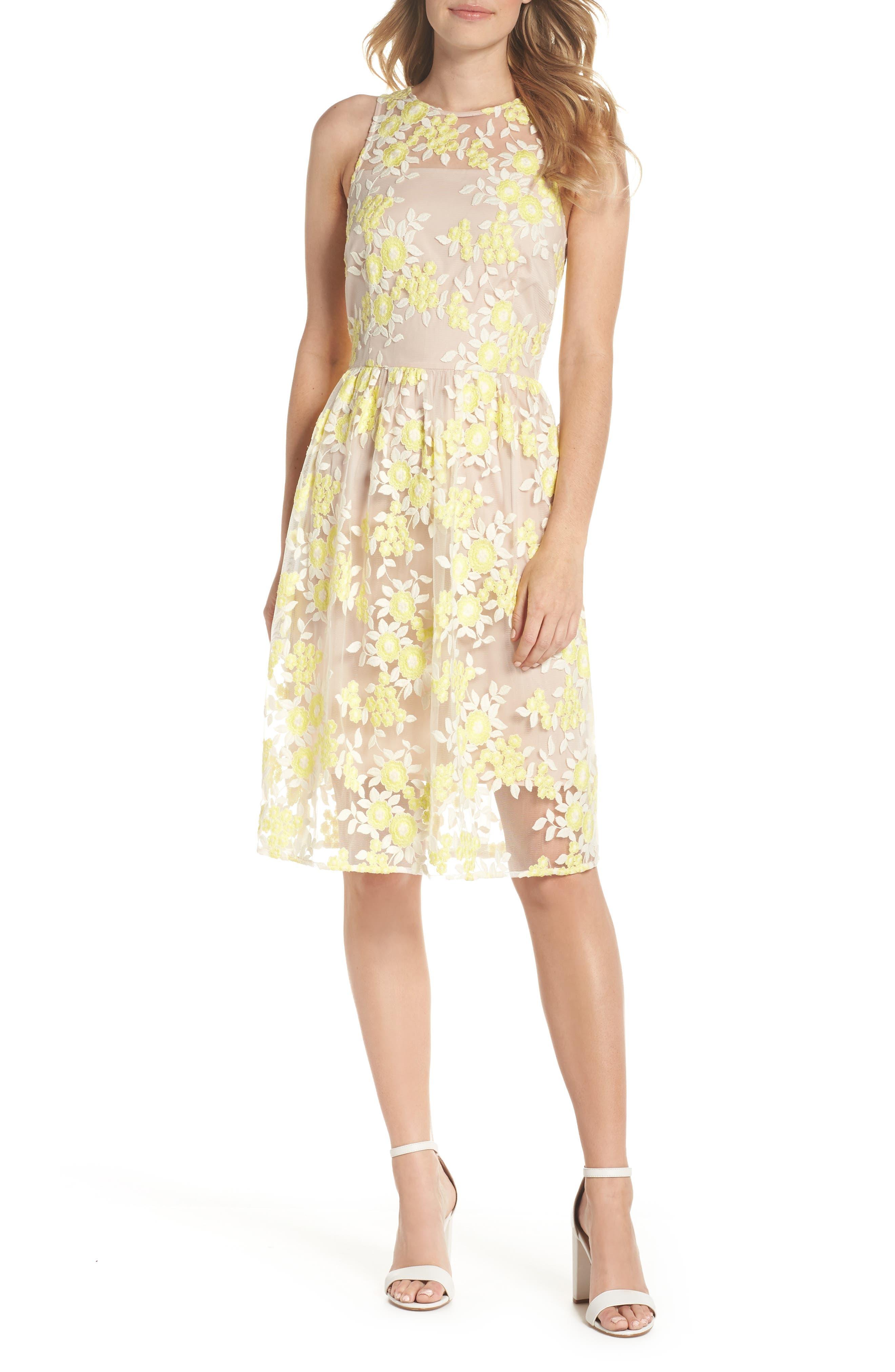 Arroyo Lace Dress,                             Main thumbnail 1, color,
