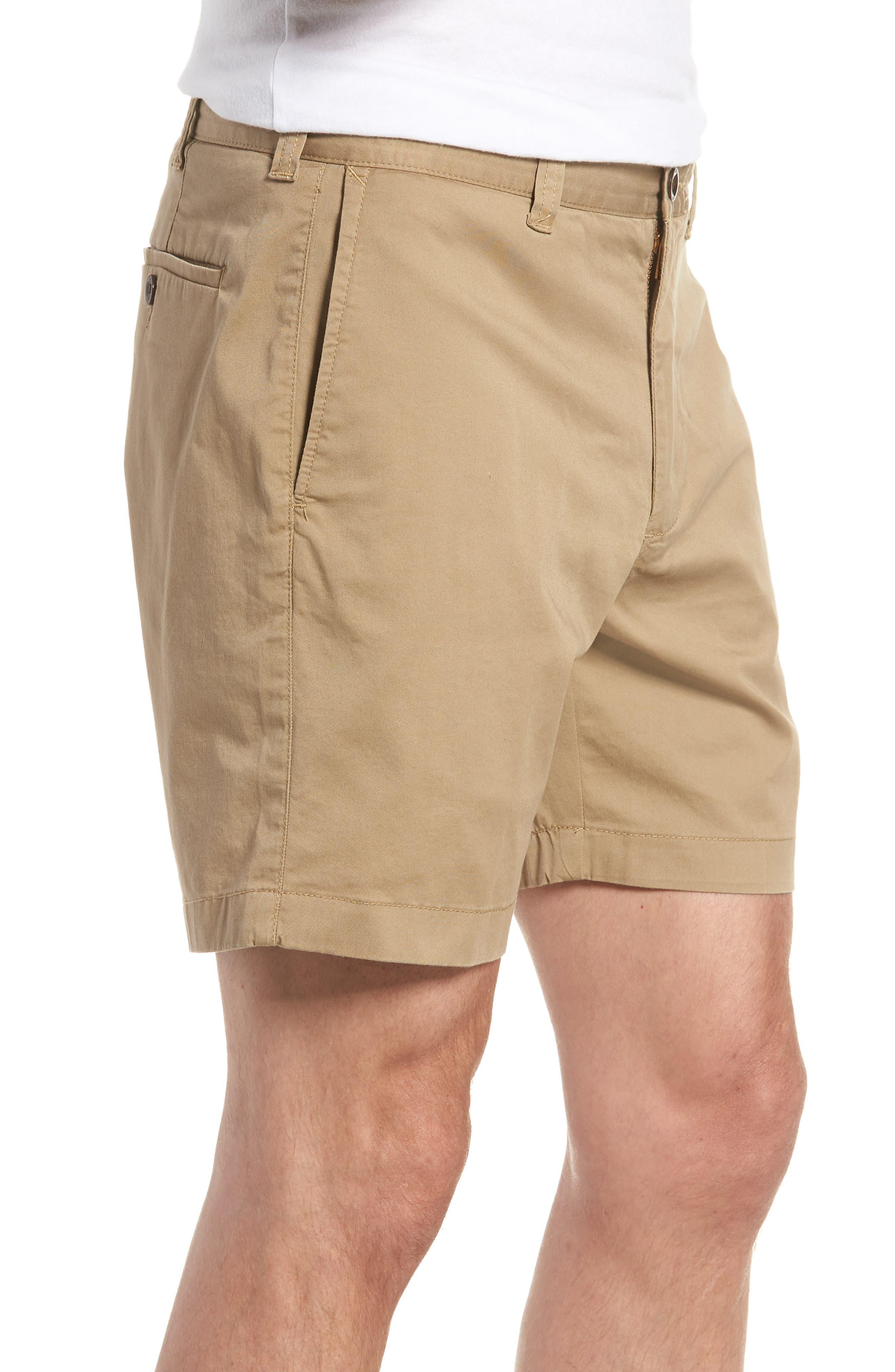 Stretch Cotton Shorts,                             Alternate thumbnail 10, color,