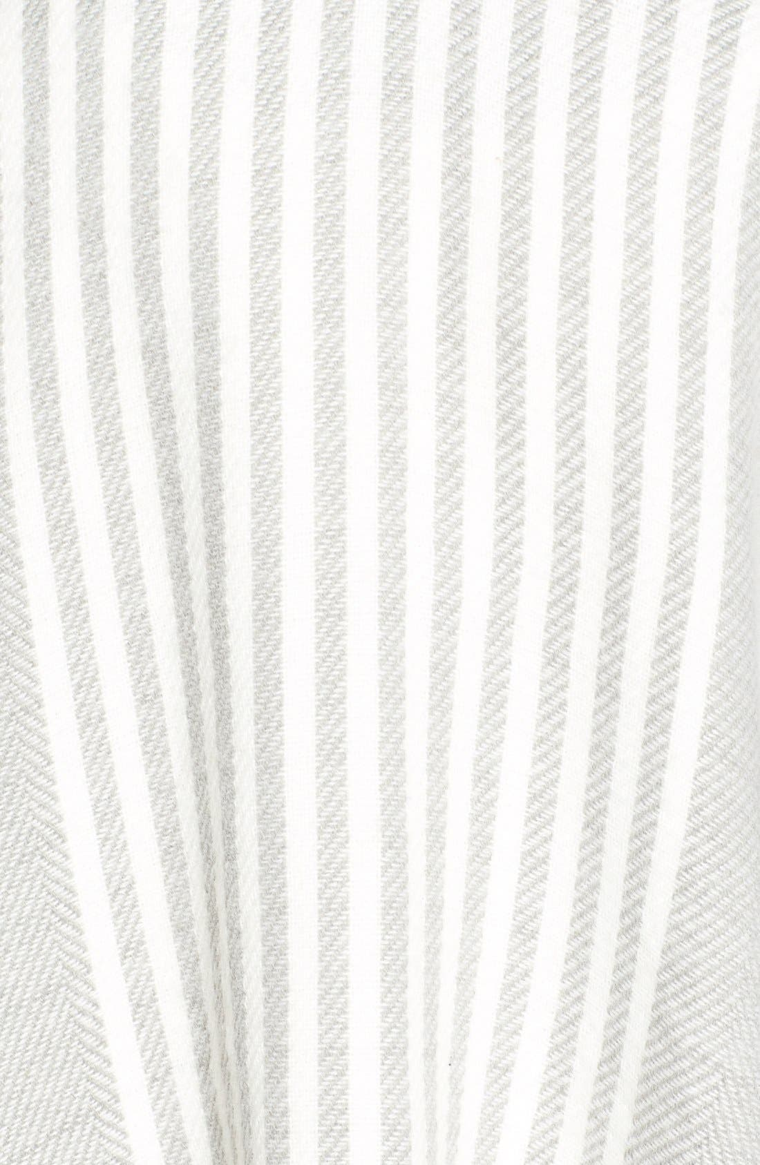 BP.,                             Stripe Ruana,                             Alternate thumbnail 5, color,                             020