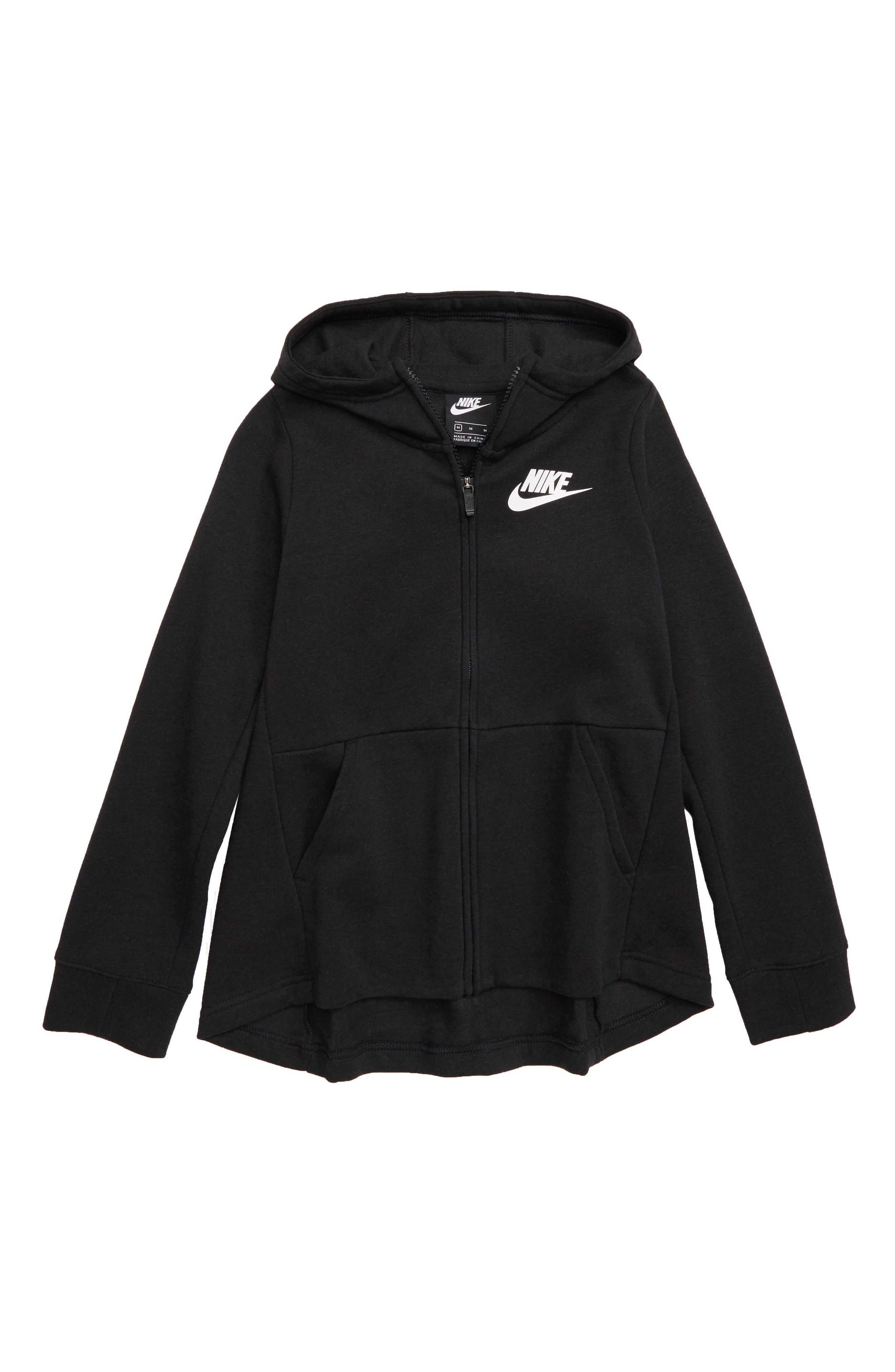 Sportswear Full Zip Hoodie,                             Main thumbnail 1, color,                             010